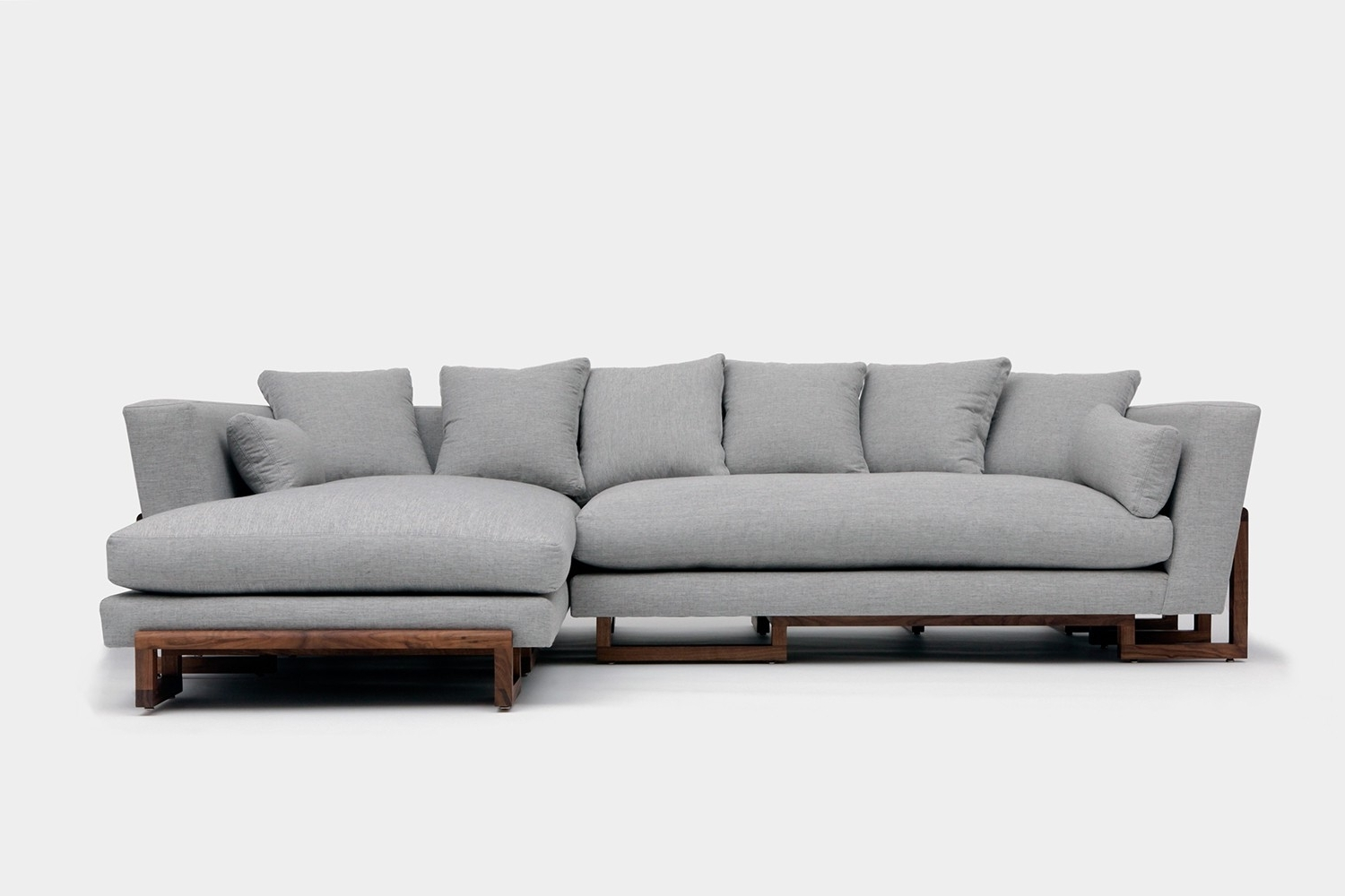 Most Popular Sofa Lounge Chairs Regarding Sofas + Lounge Chairs – Furniture (View 6 of 15)