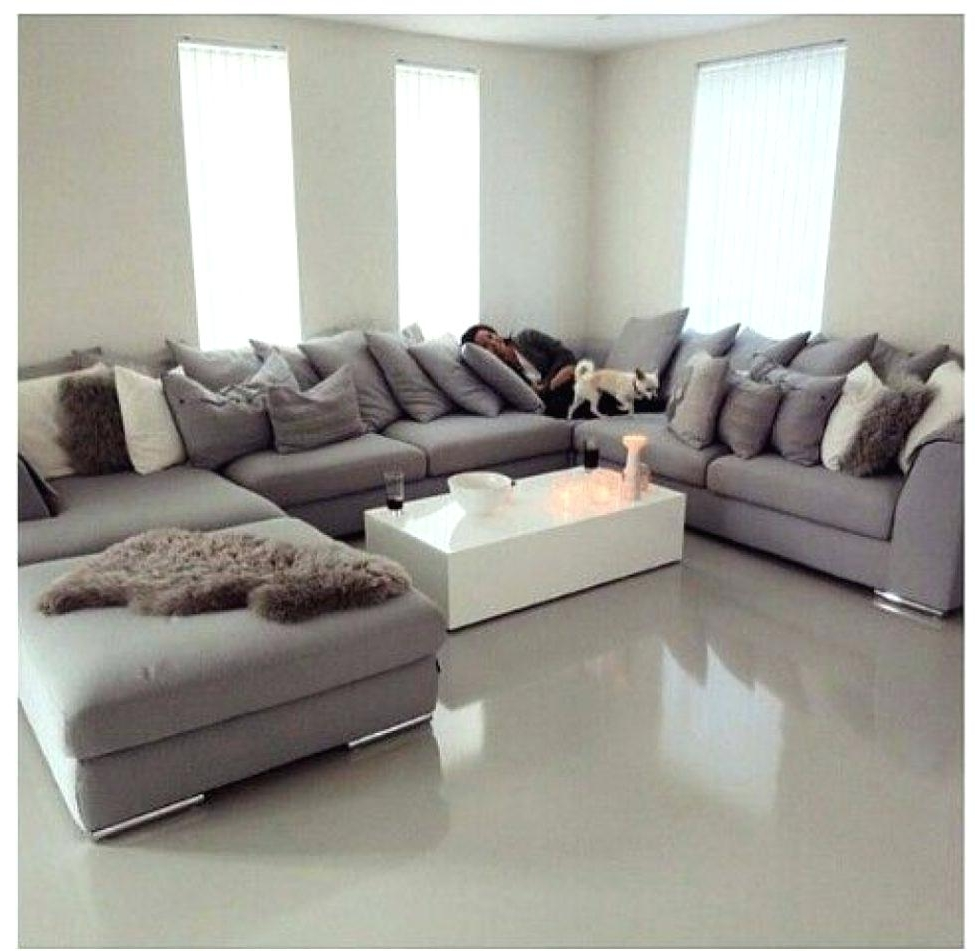 Most Popular U Shaped Sectionals Intended For U Shaped Sofa L Designs For Living Room India Couch Like Lips (View 2 of 15)