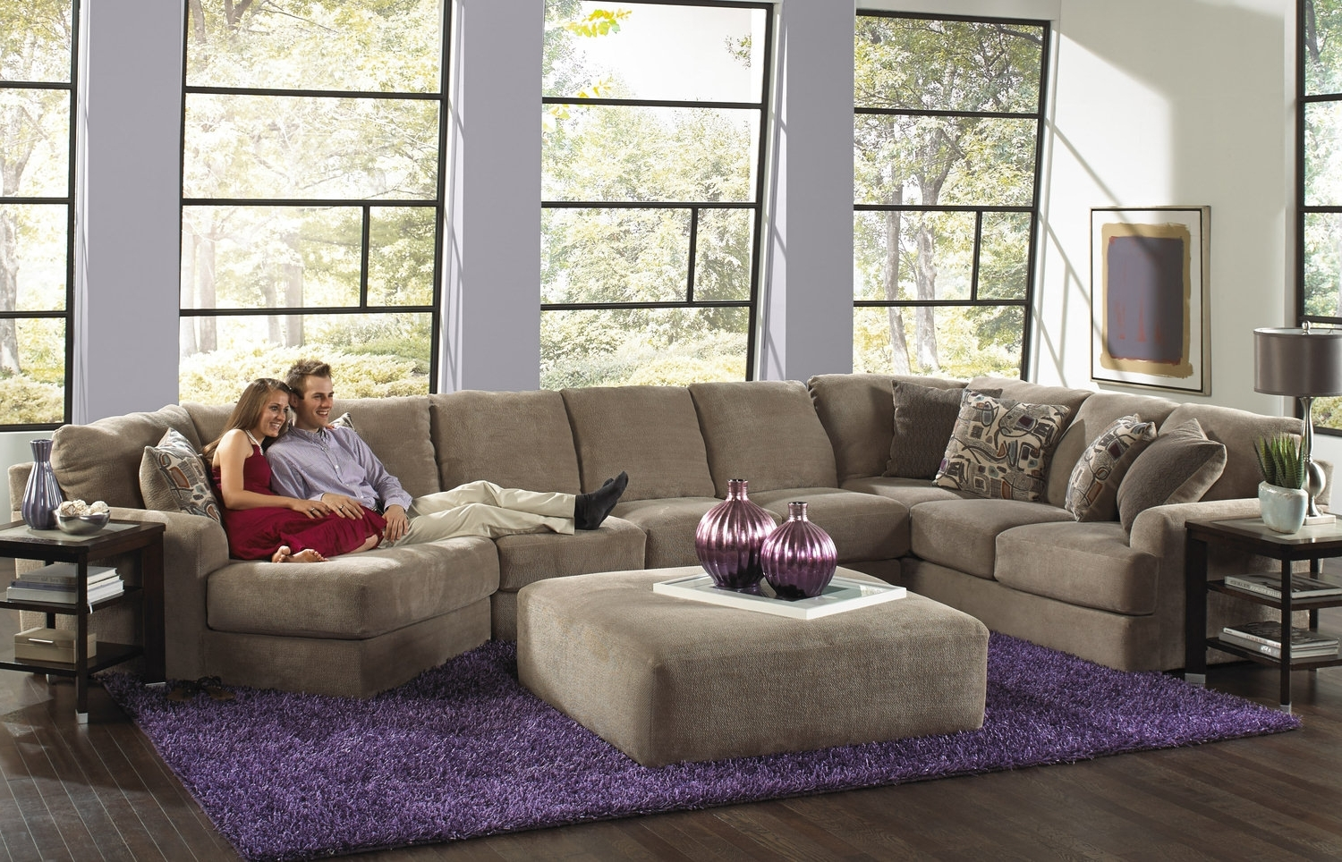 Most Recent 110X110 Sectional Sofas Within Furniture : Sectional Sofa 110 X 110 Corner Couch Ideas Sectional (View 12 of 15)