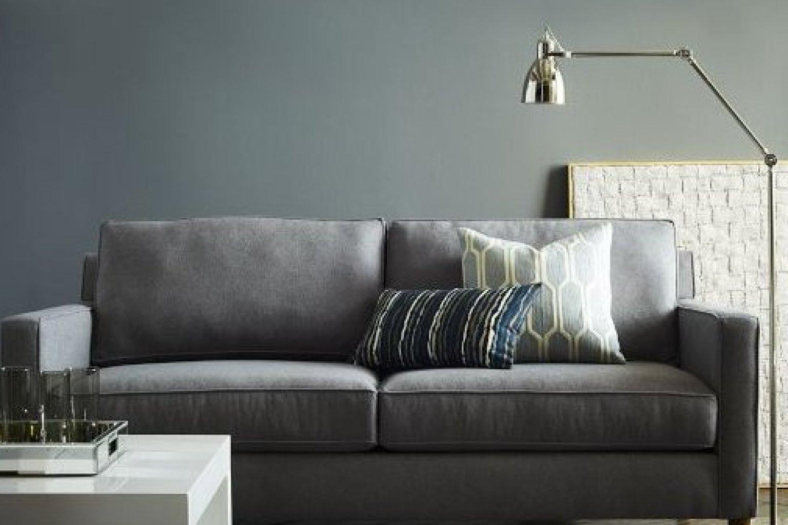 Most Recent Apartment Sofas Throughout 6 Couches For Small Apartments That Will Actually Fit In Your (View 11 of 15)