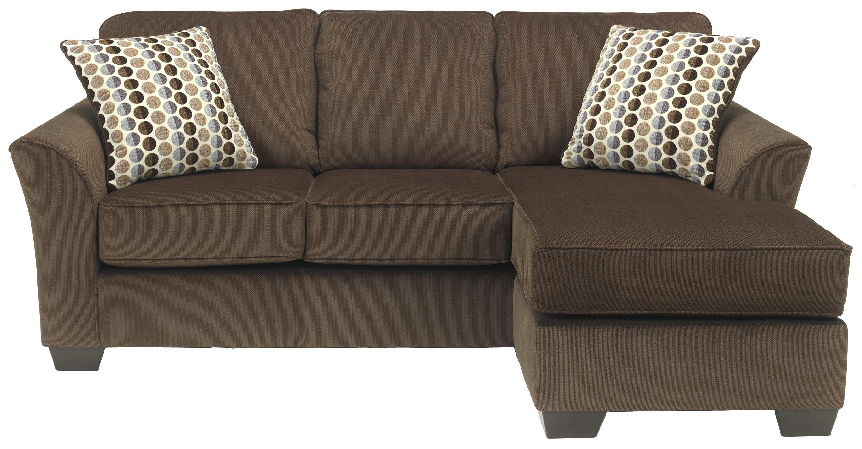 Most Recent Ashley Furniture Geordie – Cafe 2350018 Contemporary Sofa Chaise Regarding Ashley Sofa Chaises (View 14 of 15)