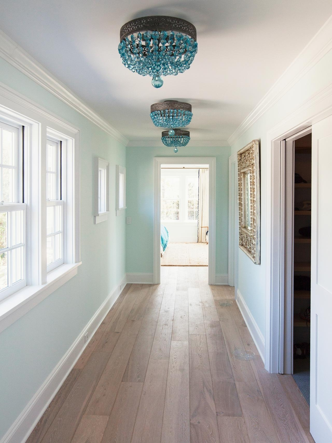 Most Recent Chandeliers For Hallways Within Interior (View 11 of 15)