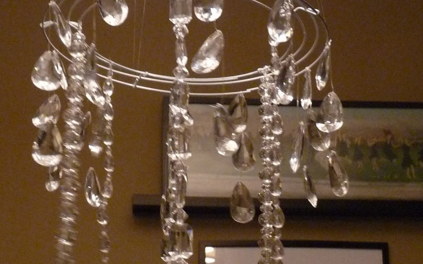 Most Recent Cheap Faux Crystal Chandeliers Pertaining To Faux Crystal Chandeliers Fauxal Chandelier Creative Lady Of The (View 12 of 15)