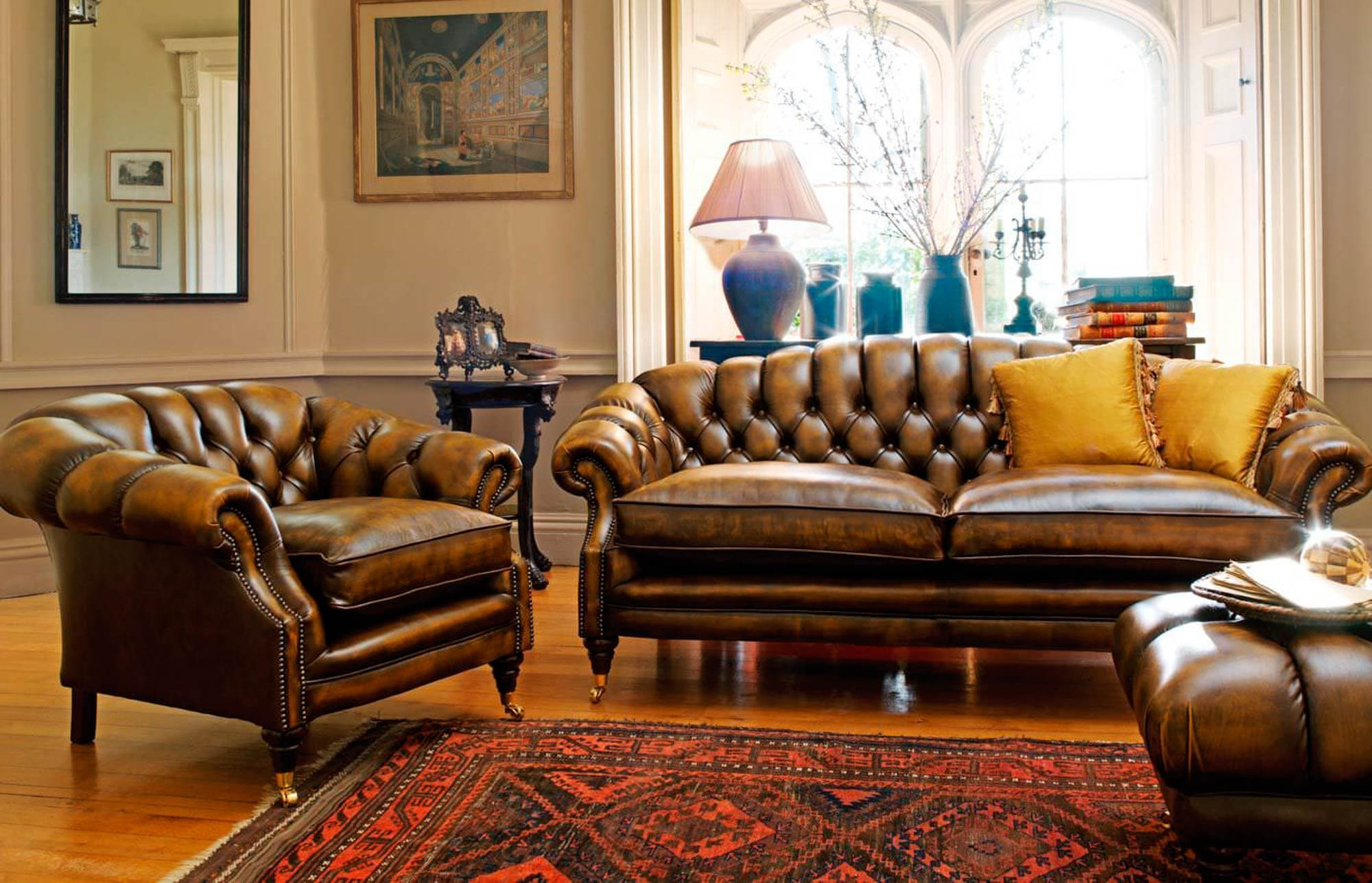 Most Recent Chesterfield Sofas And Chairs For Sofas, Chesterfield & Club Chair Primer — Gentleman's Gazette (View 7 of 15)