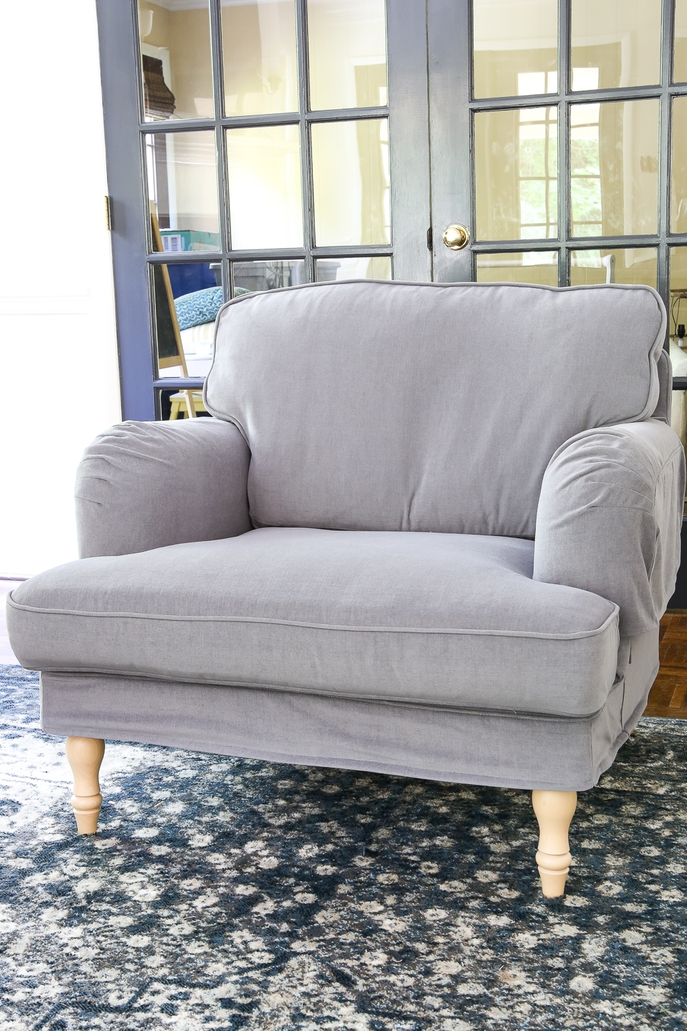 Most Recent Comfortable Sofas And Chairs Throughout Ikea's New Sofa And Chairs And How To Keep Them Clean – Bless'er House (View 12 of 15)