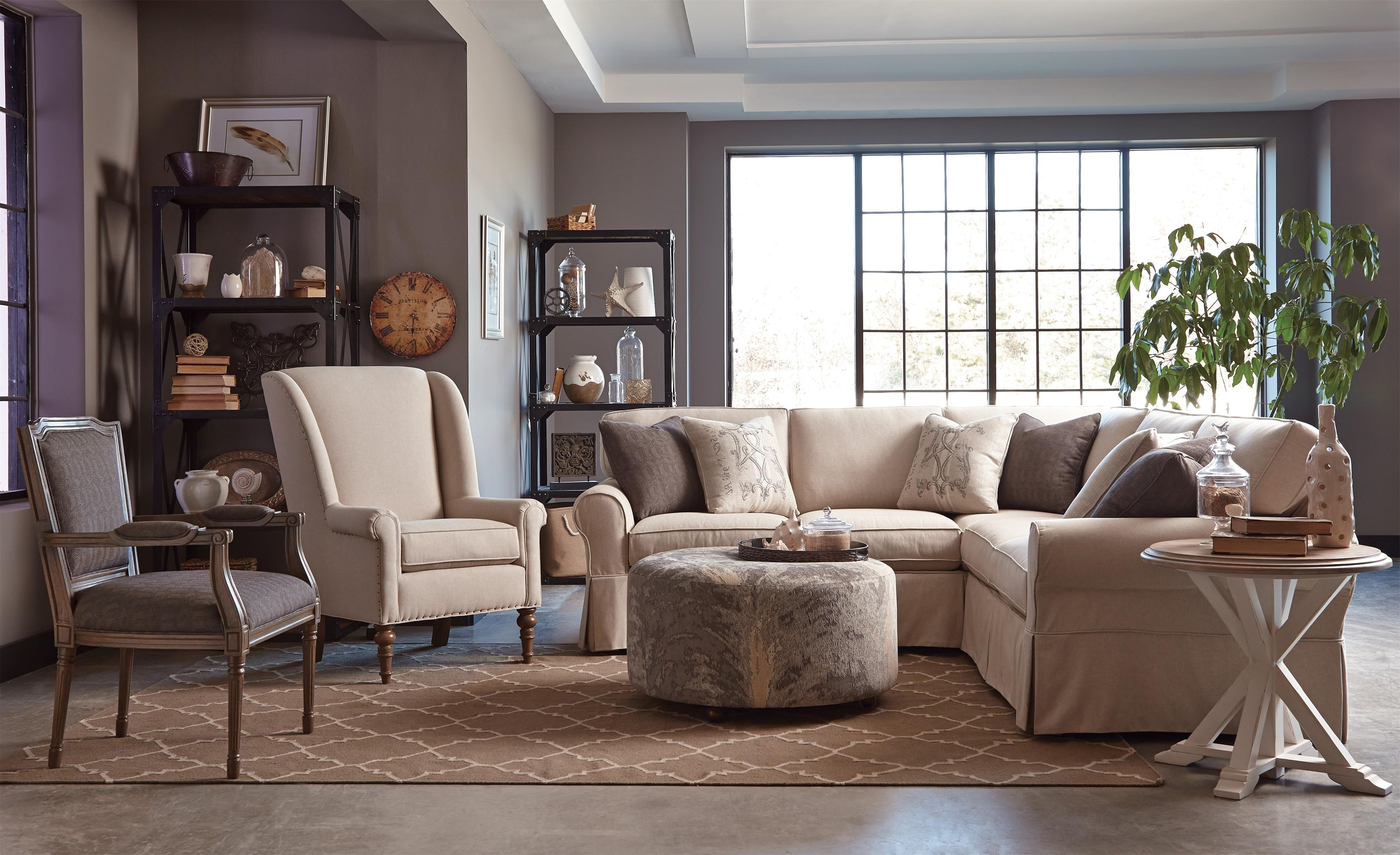 Most Recent Craftsman Sectional Sofas For Furnitures: Fill Your Home With Luxury Craftmaster Furniture For (View 13 of 15)
