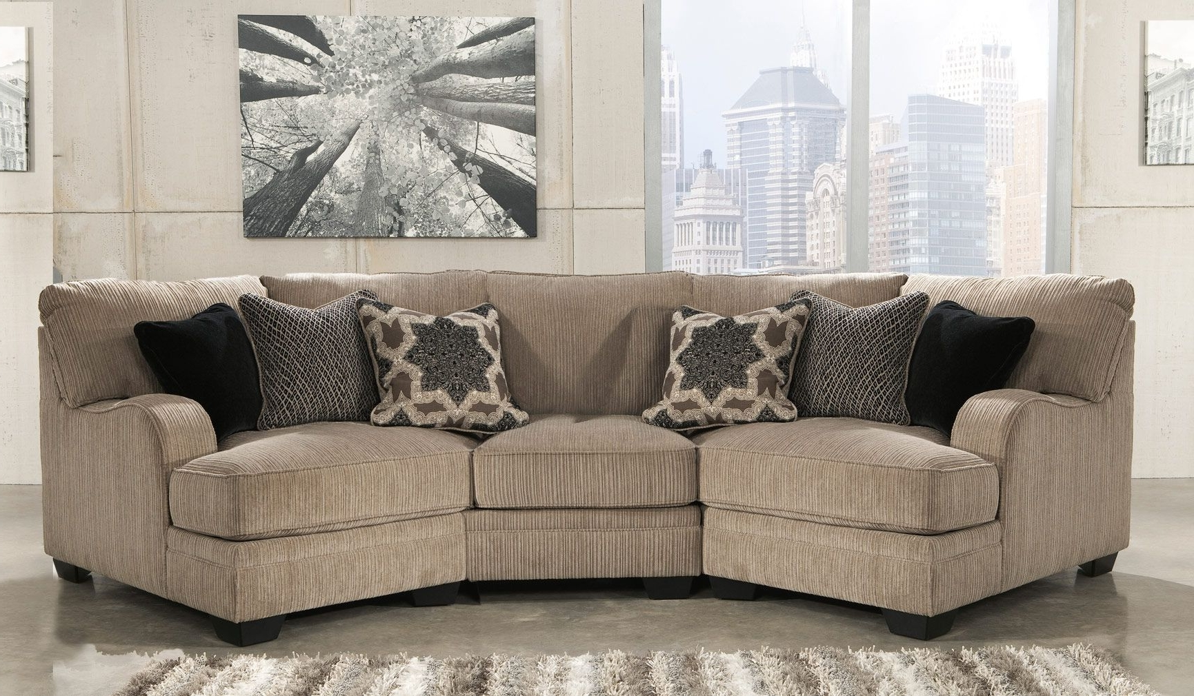 Most Recent Eau Claire Wi Sectional Sofas With Regard To Signature Designashley  (View 13 of 15)