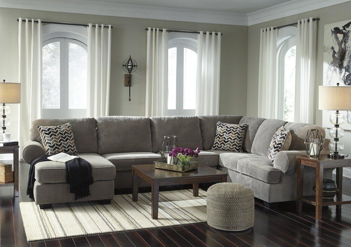 Most Recent Ellicottville U Shaped Sectional (View 2 of 15)
