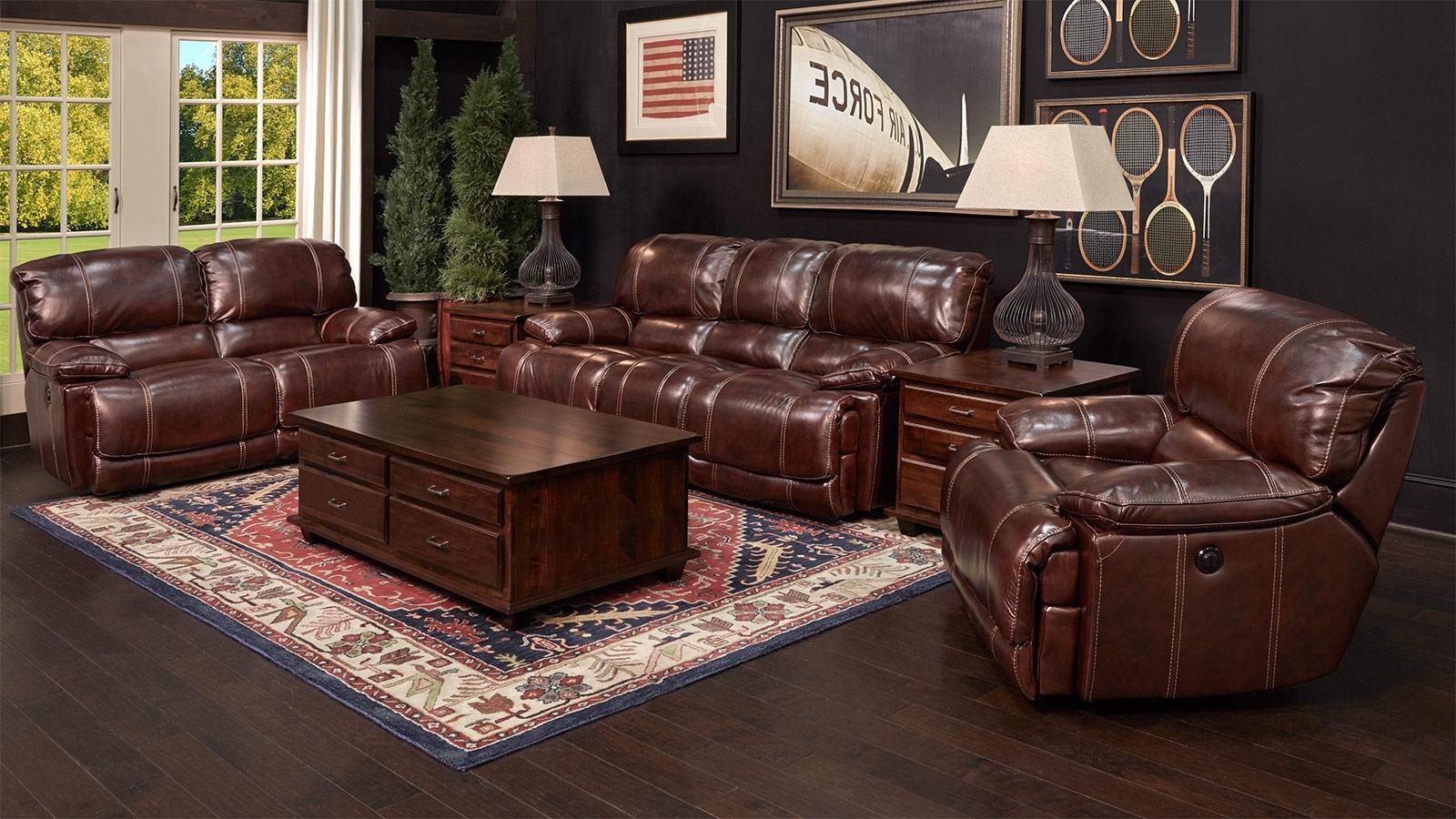Most Recent Flexsteel Furniture / Gallery Furniture Store, Throughout Gallery Furniture Sectional Sofas (View 11 of 15)