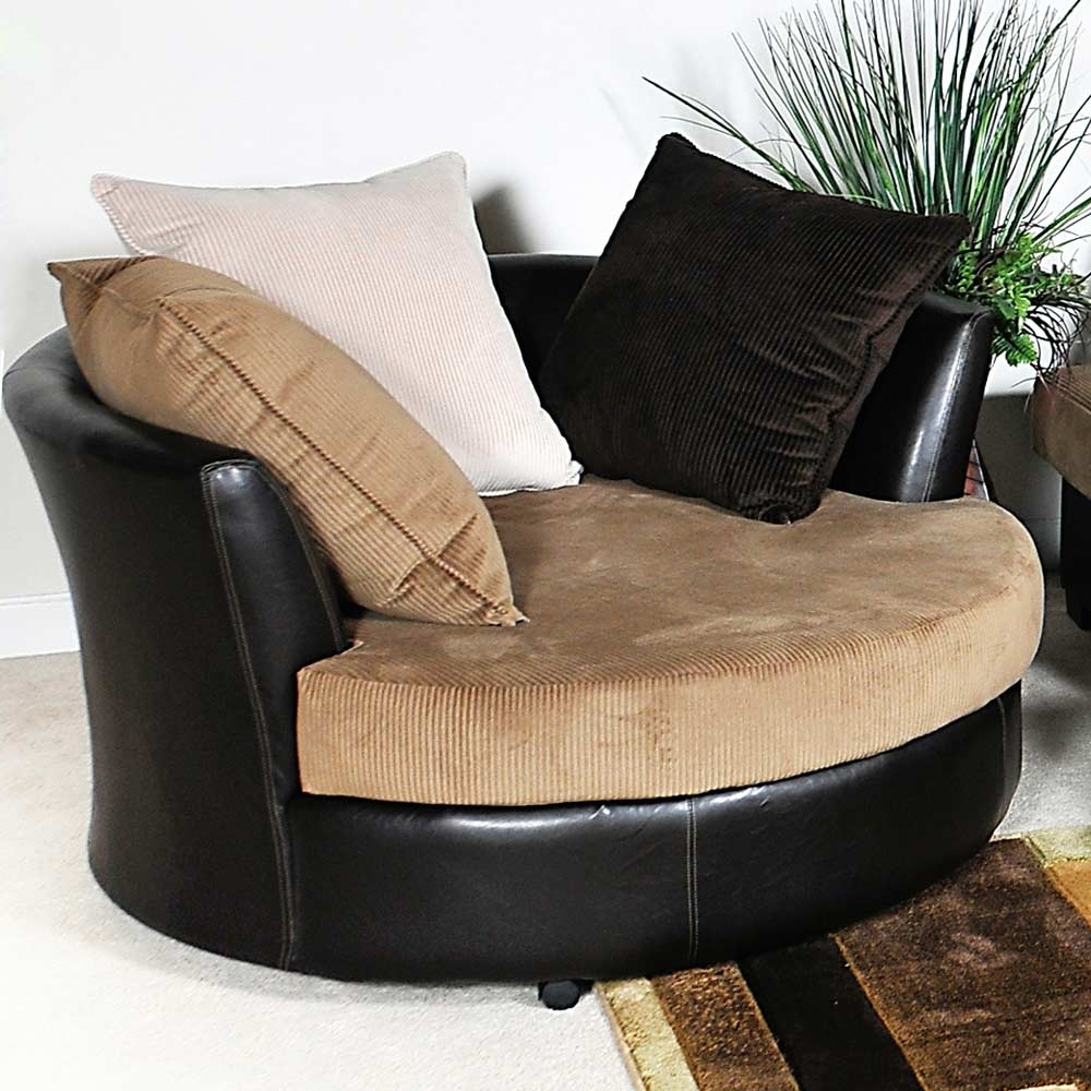 Most Recent Ground Round Lounge Chair – Round Lounge Chair Buying Tips – Home Within Round Chaise Lounges (View 7 of 15)
