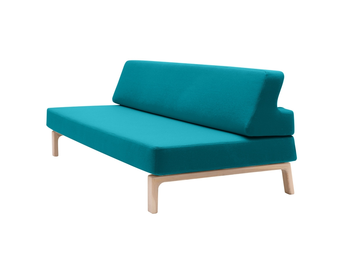 Most Recent Lazy Sofa Chairs With Buy The Softline Lazy Sofa Bed At Nest.co (View 9 of 15)