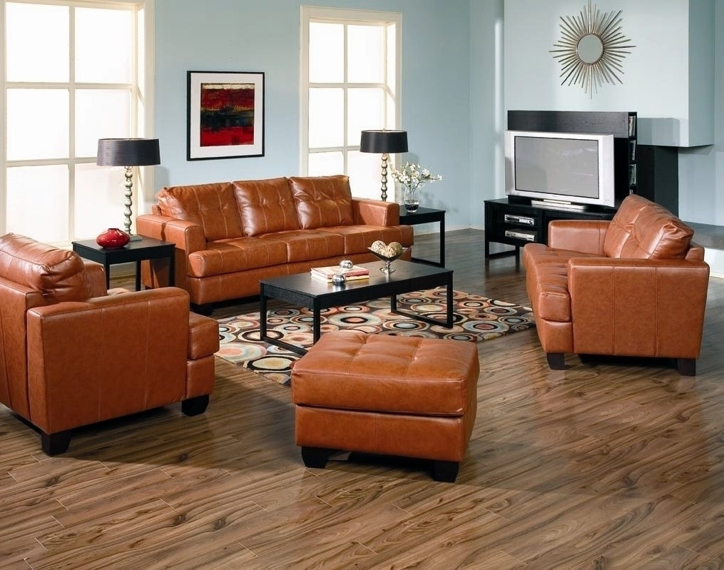 Most Recent Light Brown Leather Sofa Set • Leather Sofa With Regard To Light Tan Leather Sofas (View 8 of 15)