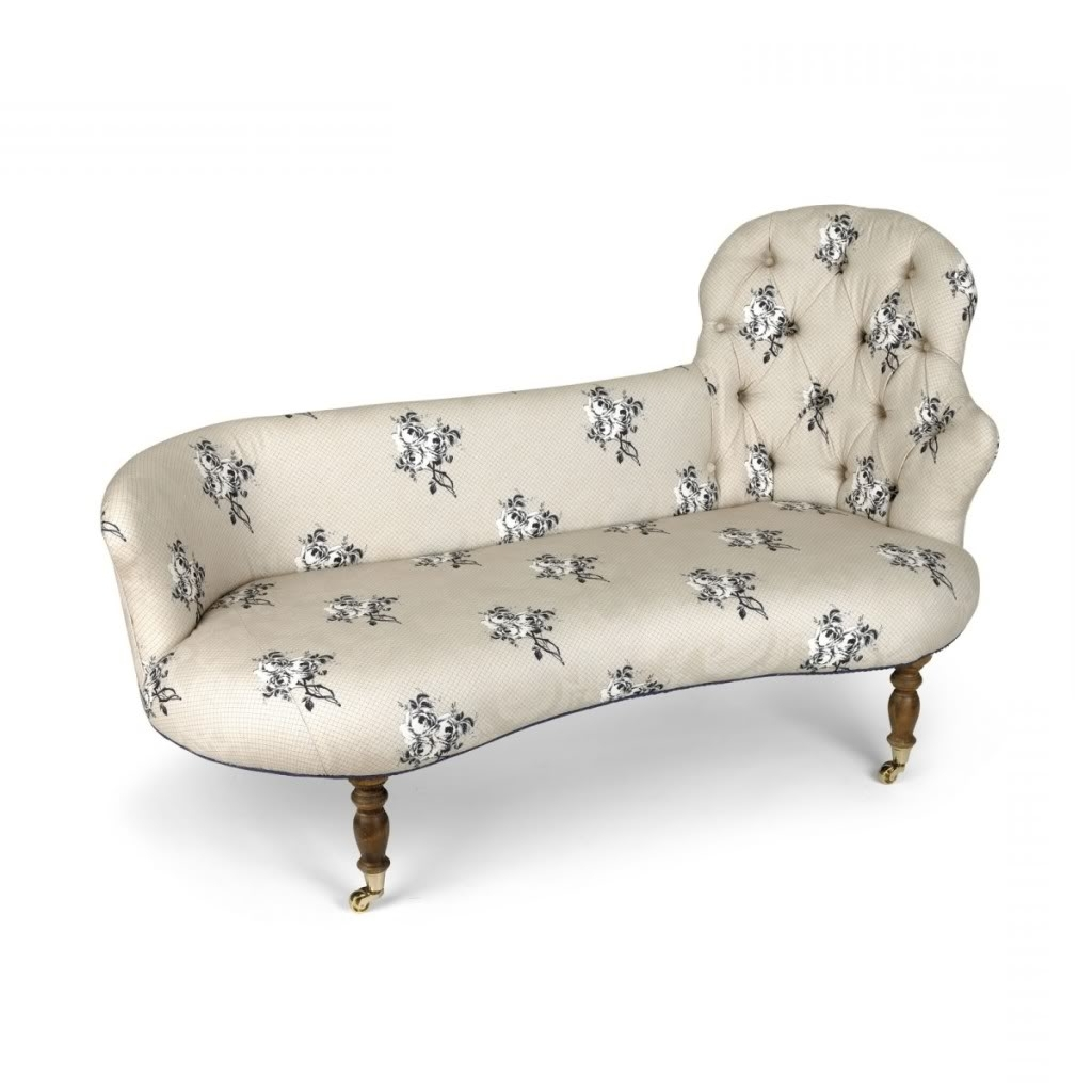 Most Recent Marcus Design: {Furniture Friday: Vintage Inspired Chaise} Inside Vintage Chaise Lounges (View 7 of 15)