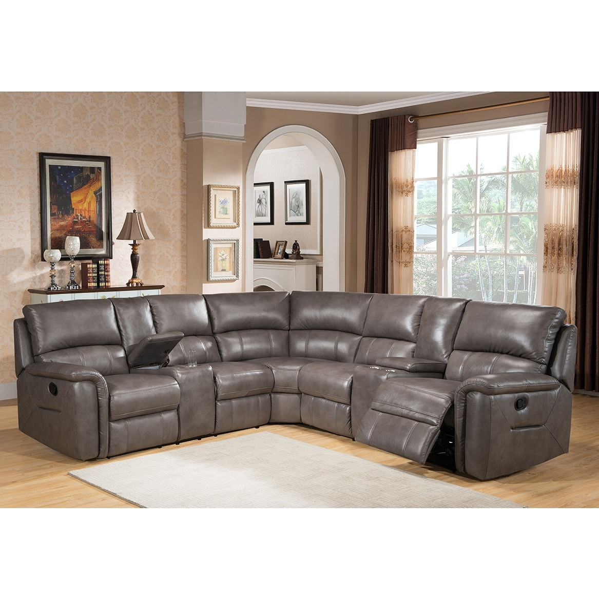 Most Recent Media Room Sectional Sofas – Fjellkjeden Throughout Media Room Sectional Sofas (View 9 of 15)