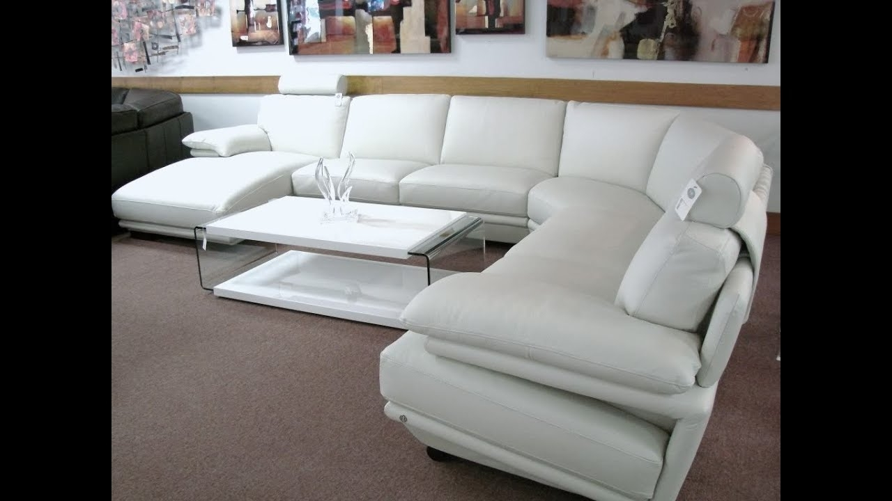 Most Recent Natuzzi Leather Sectional Sofa – Youtube Inside Natuzzi Sectional Sofas (View 6 of 15)