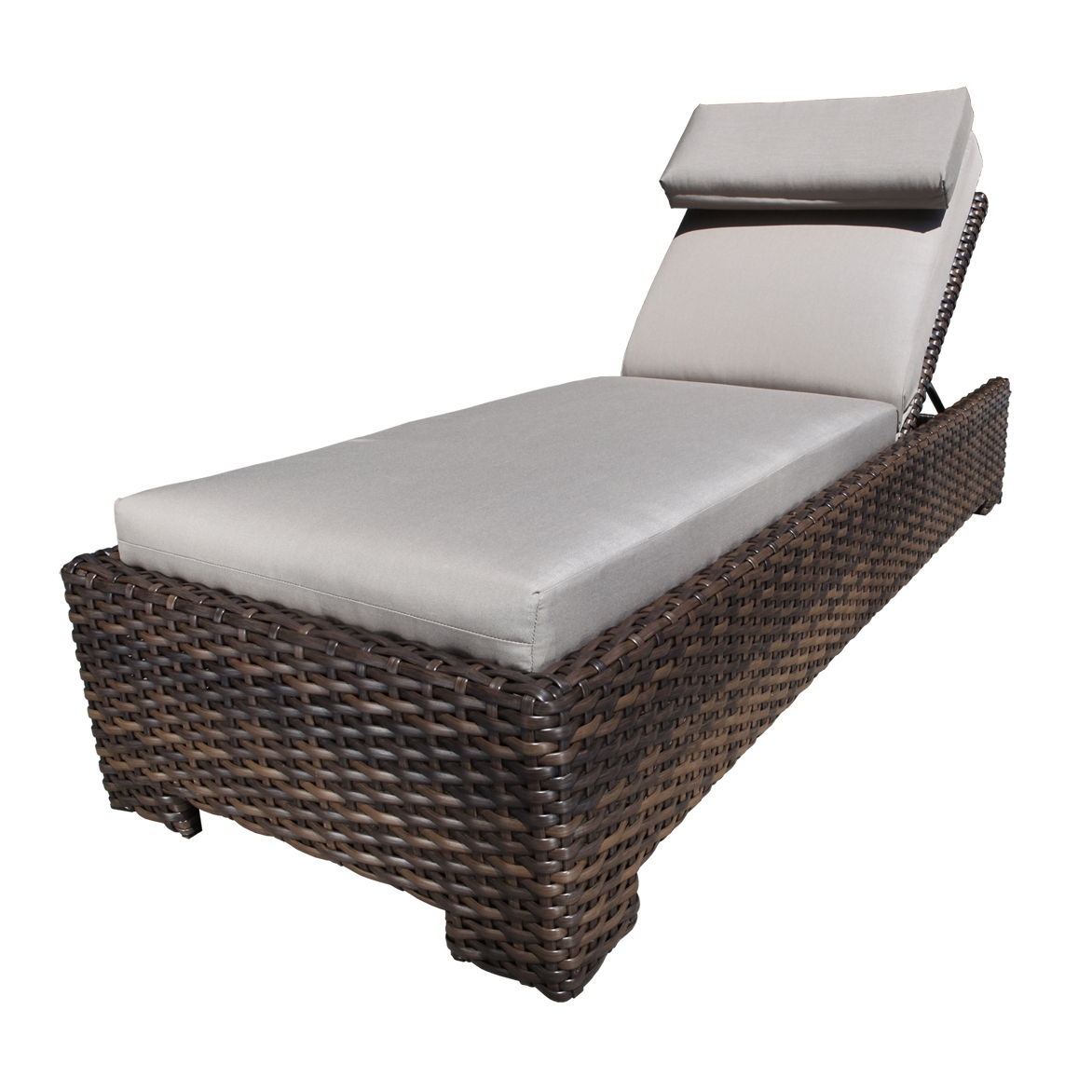Most Recent Patio Furniture Lounge Chair • Lounge Chairs Ideas Intended For Outdoor Chaises (View 14 of 15)