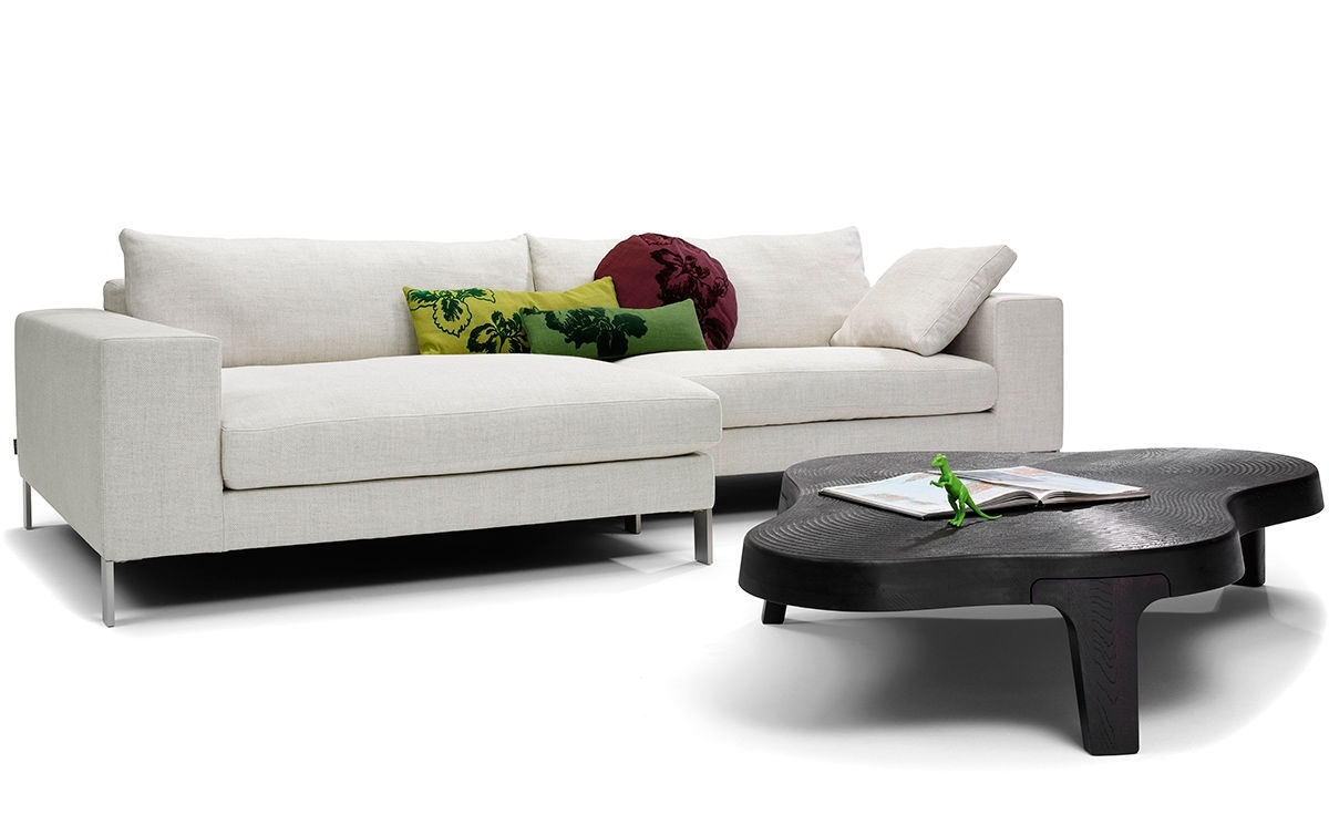 Most Recent Plaza Small Sectional Sofa – Hivemodern With Sleek Sectional Sofas (View 6 of 15)