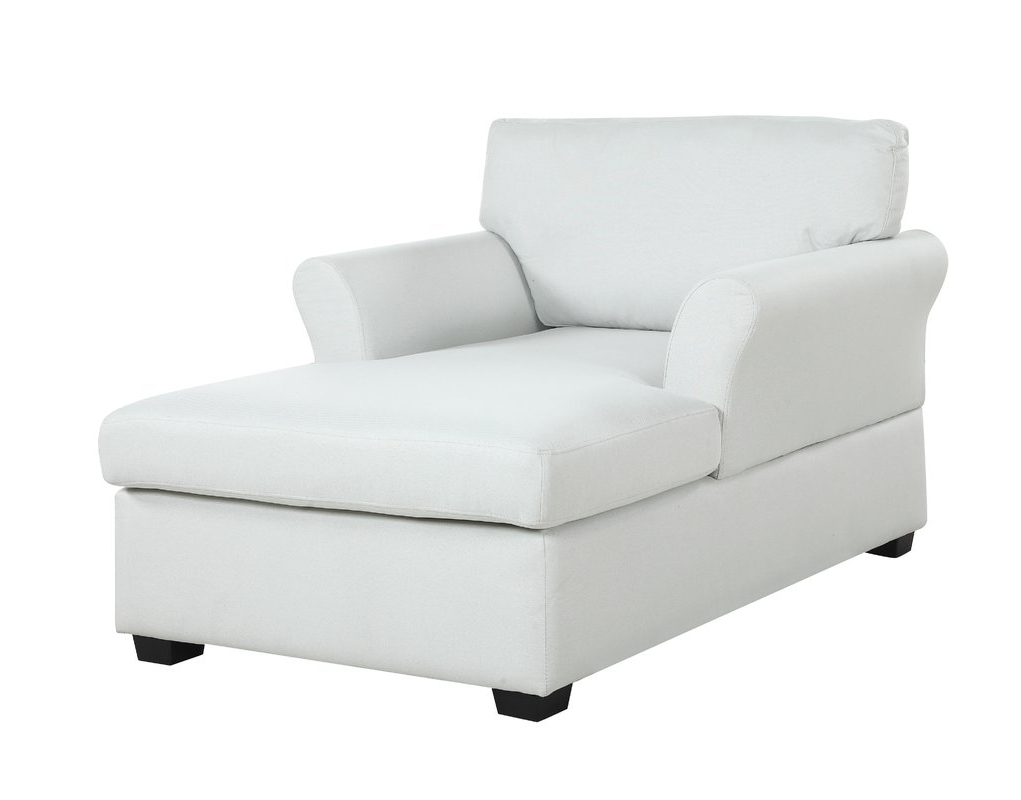 Most Recent Sleeper Chaise Lounges Within Highland Dunes Champaign Chaise Lounge & Reviews (View 8 of 15)
