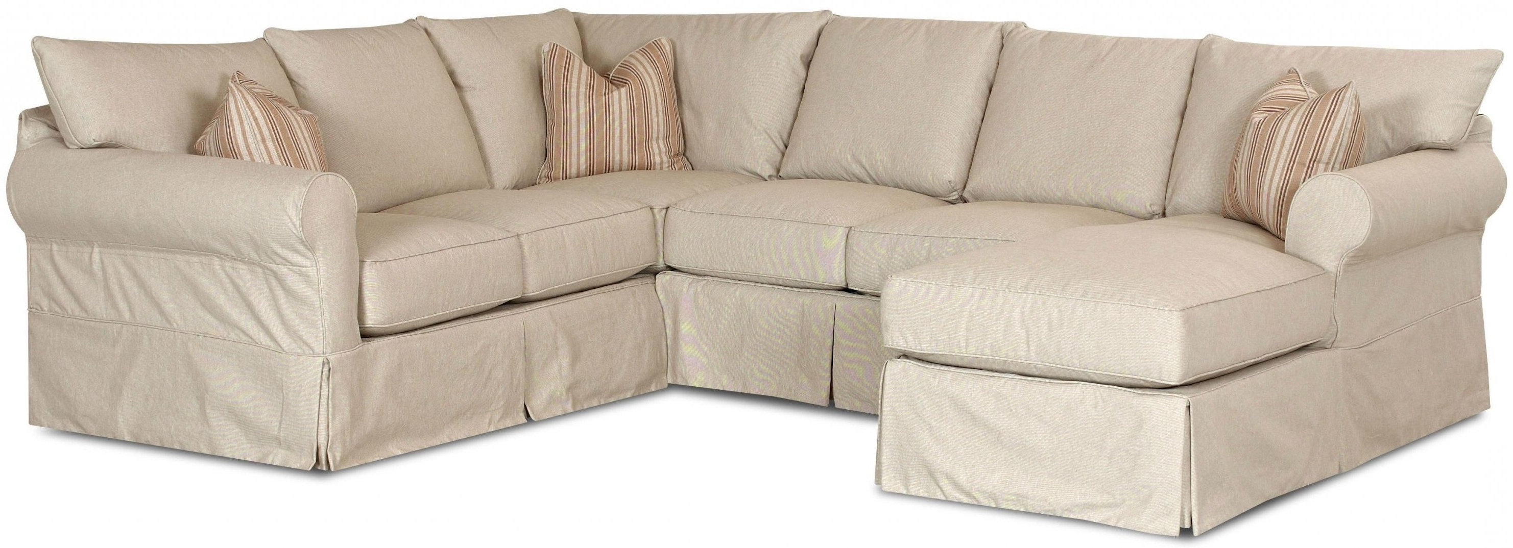 Most Recent Slipcover Sectional Sofas With Chaise Intended For Sectional Sofa Covers Http Ml2R Com Pinterest Chaise Lounge (View 4 of 15)