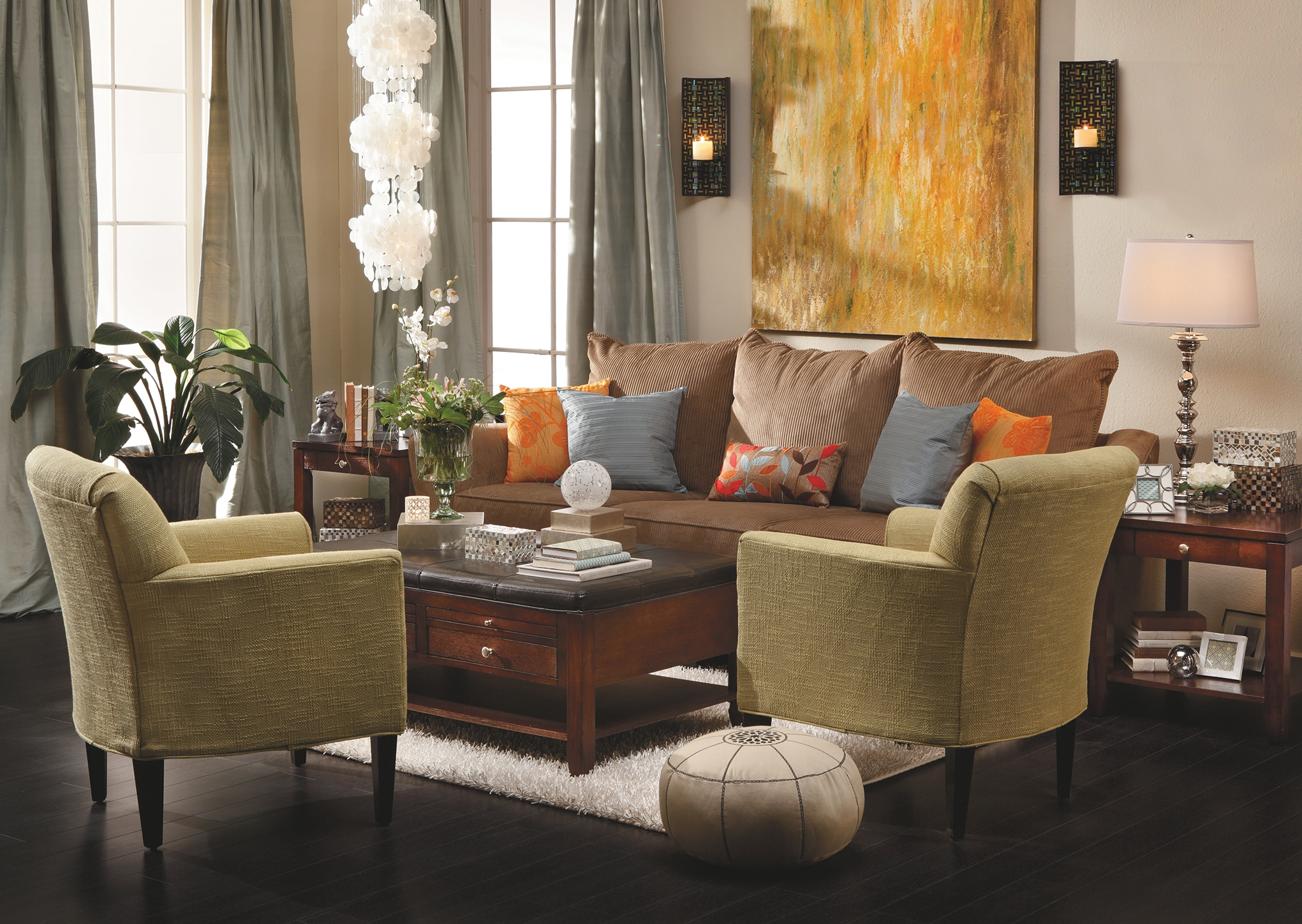 Most Recent Sofa Arm Chairs Intended For How To Choose The Right Accent Chair – Home Is Here (View 10 of 15)