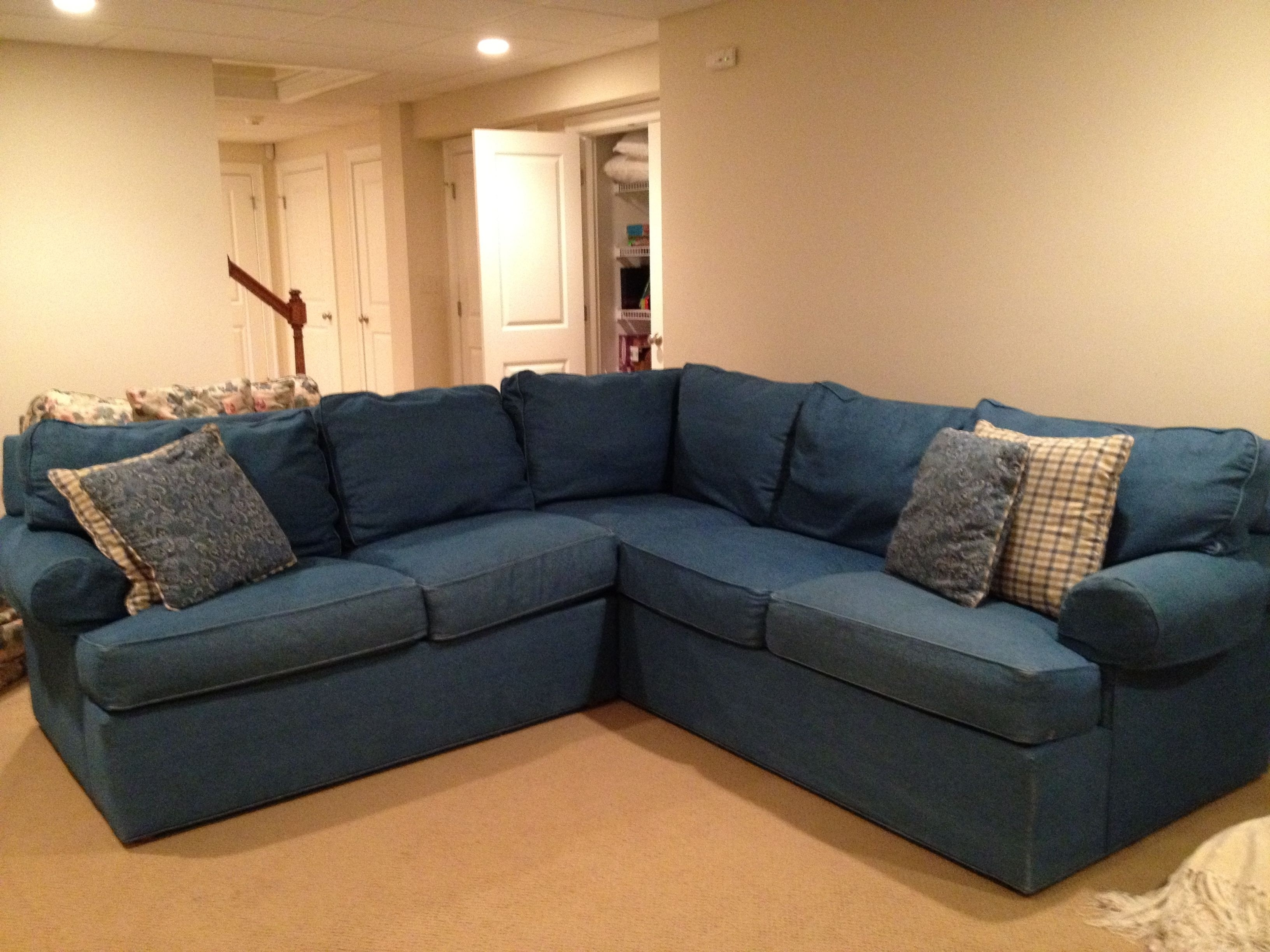 Most Recent Sofa Right Sectional Braxton Java Arm Facing Hand Pb Basic Chaise Inside Regina Sectional Sofas (View 7 of 15)