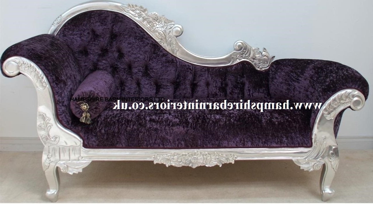 Most Recent Stunning Purple Chaise Longue Ideas – Joshkrajcik – Joshkrajcik Inside Purple Chaises (View 3 of 15)