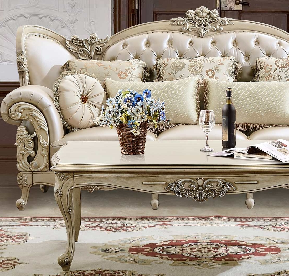 Most Recent Traditional Luxury Fabric Sofa Hd (View 8 of 15)