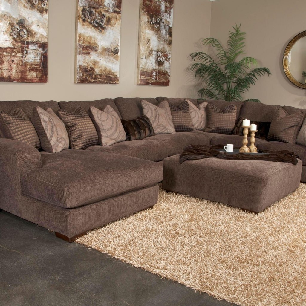 Most Recent Ultra Plush Sectional Sofas (View 9 of 15)