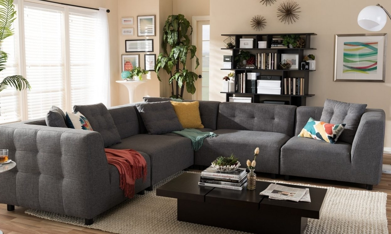 Most Recently Released 5 Tips To Help You Find The Right Sectional Sofa – Overstock With Regard To Overstock Sectional Sofas (View 4 of 15)
