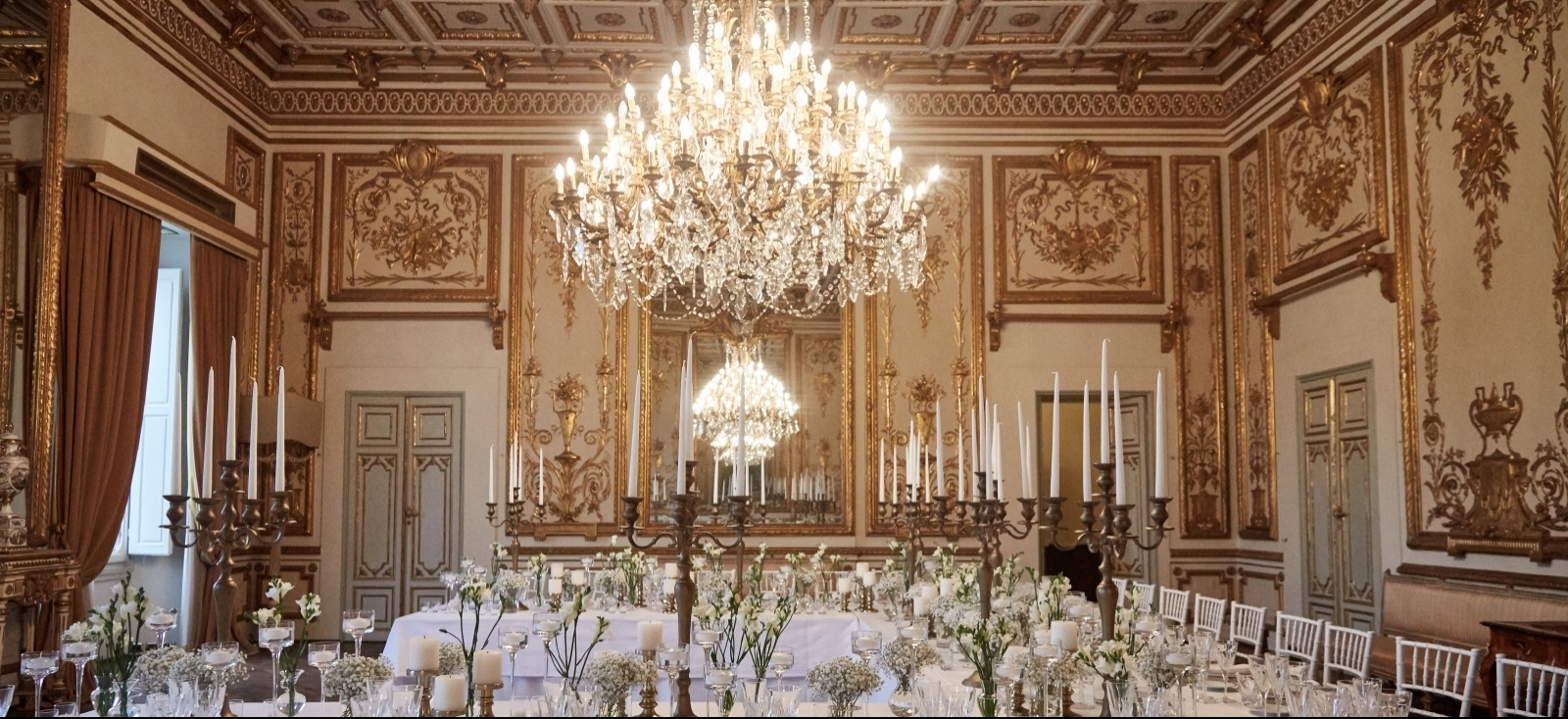 Most Recently Released Ballroom Chandeliers Intended For Luxury Chandeliers (View 8 of 15)