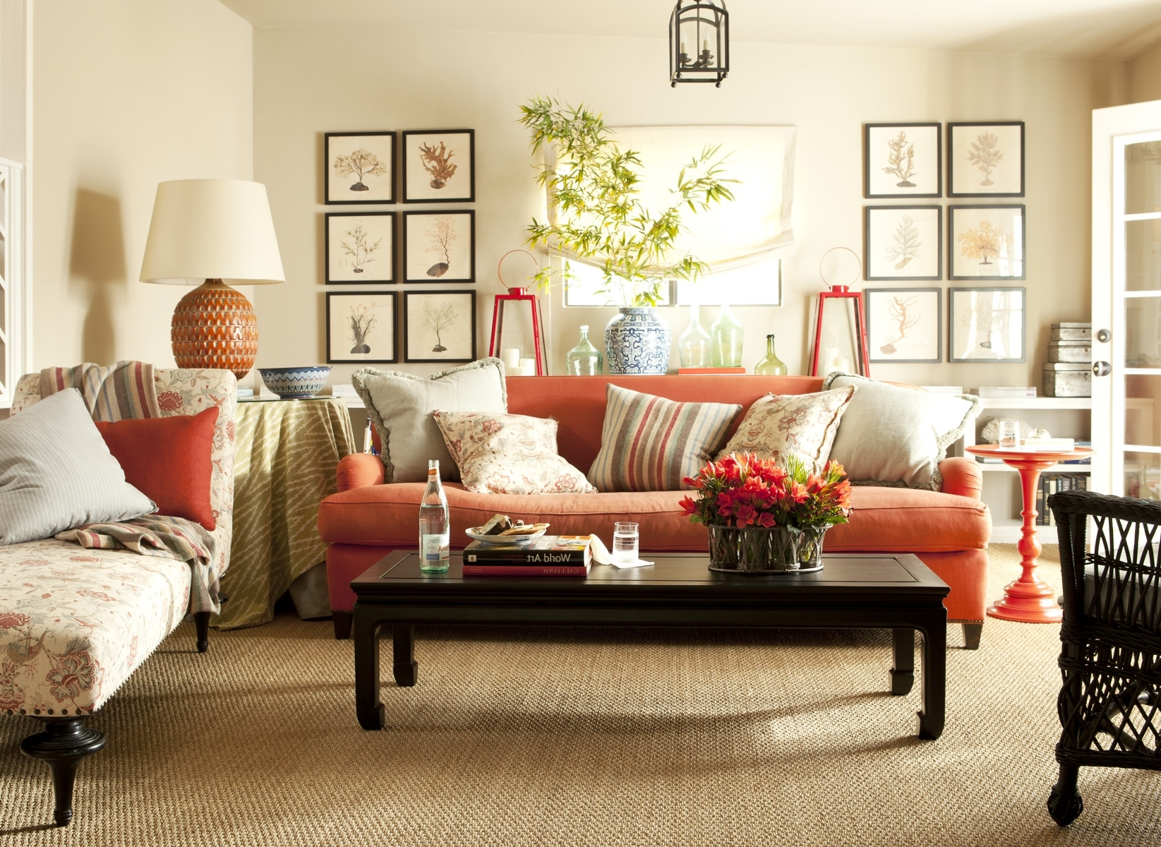 Most Recently Released Colorful Sofas And Chairs In Living Room: Living Room Design Ideas Bright Colorful Sofa Design (View 11 of 15)