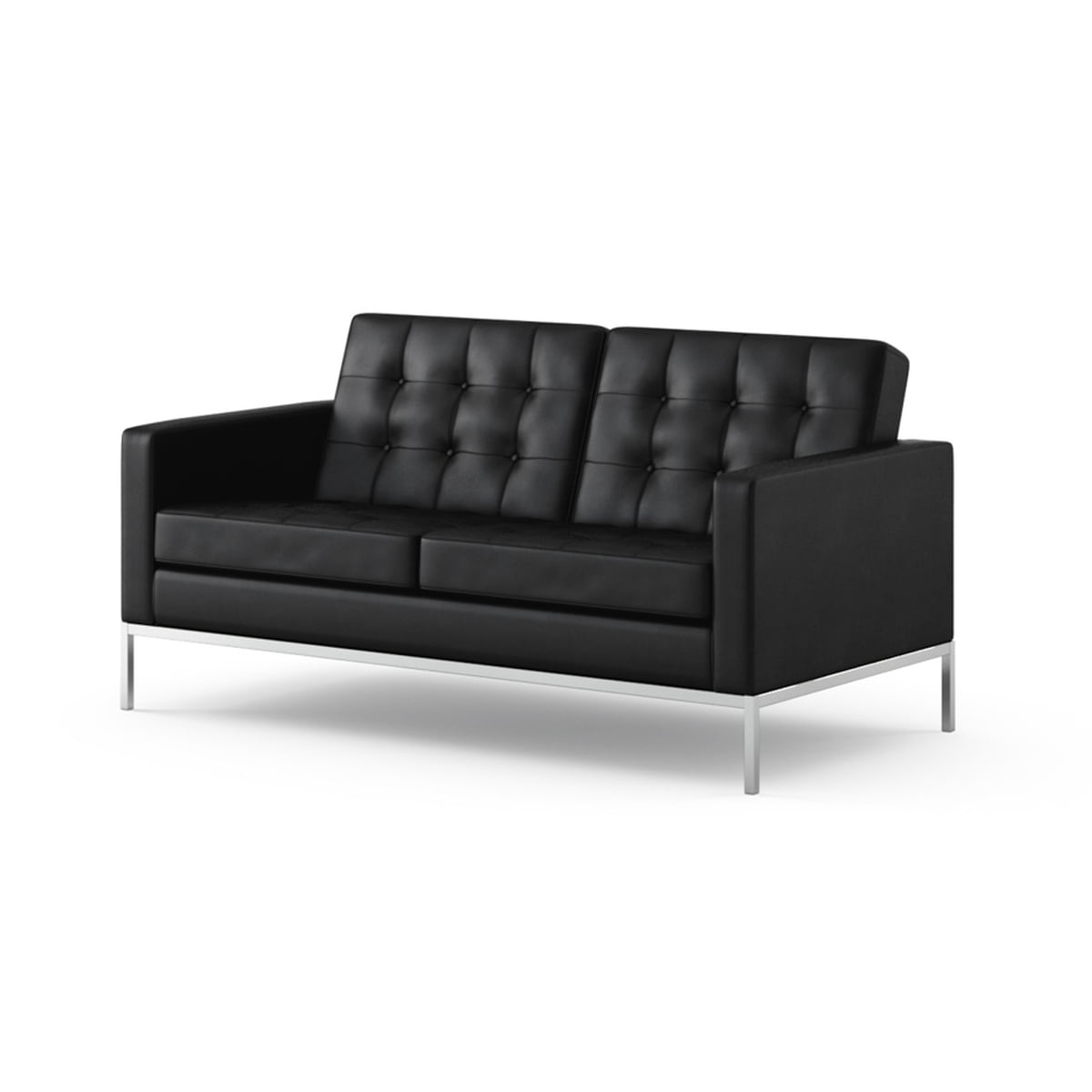 Most Recently Released Florence Sofas And Loveseats Intended For Knoll Florence 2 Seats Sofa In The Shop (View 8 of 15)