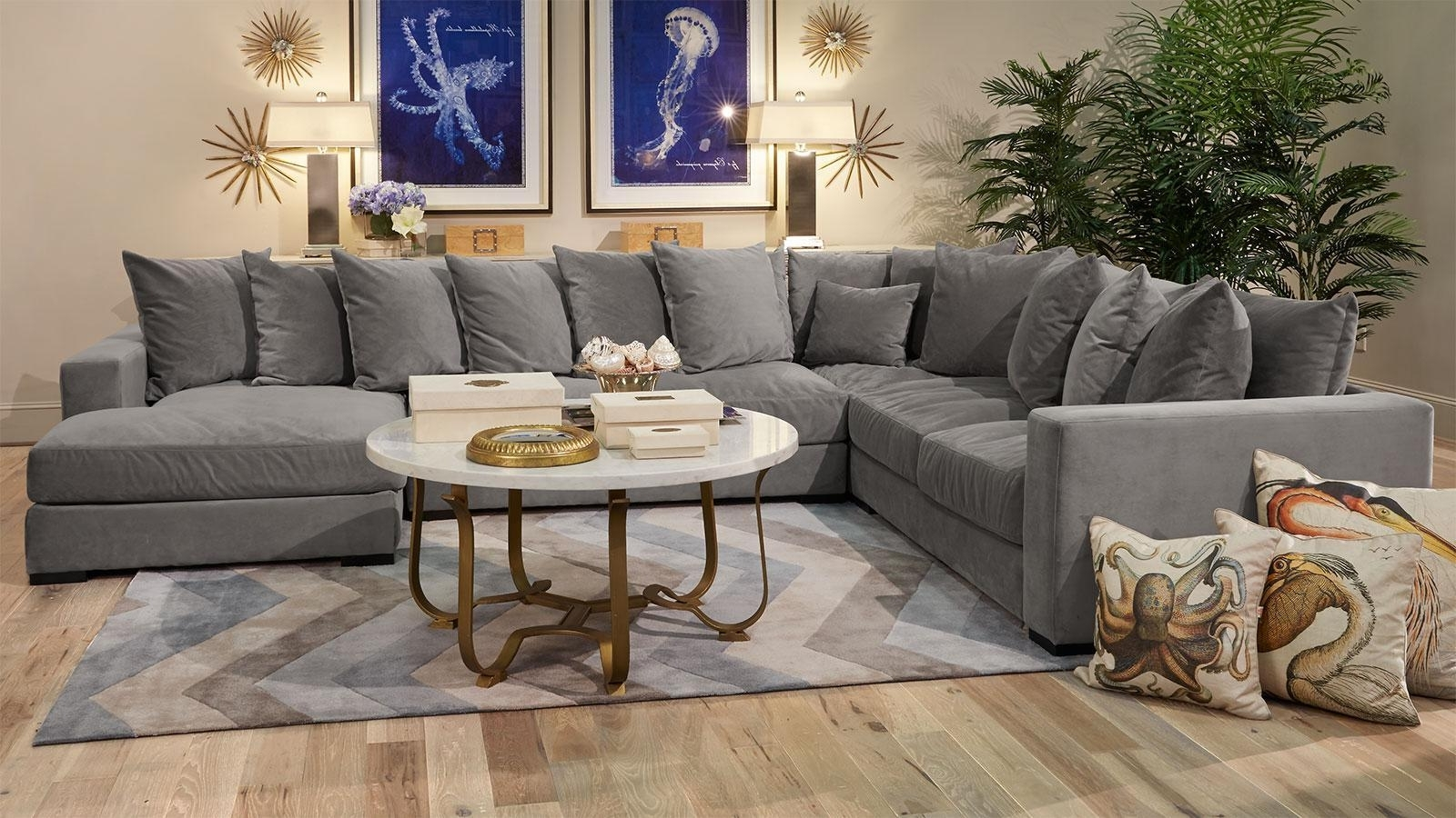 Most Recently Released Gallery Furniture Sectional Sofas Throughout Living Room Inspirations (View 12 of 15)