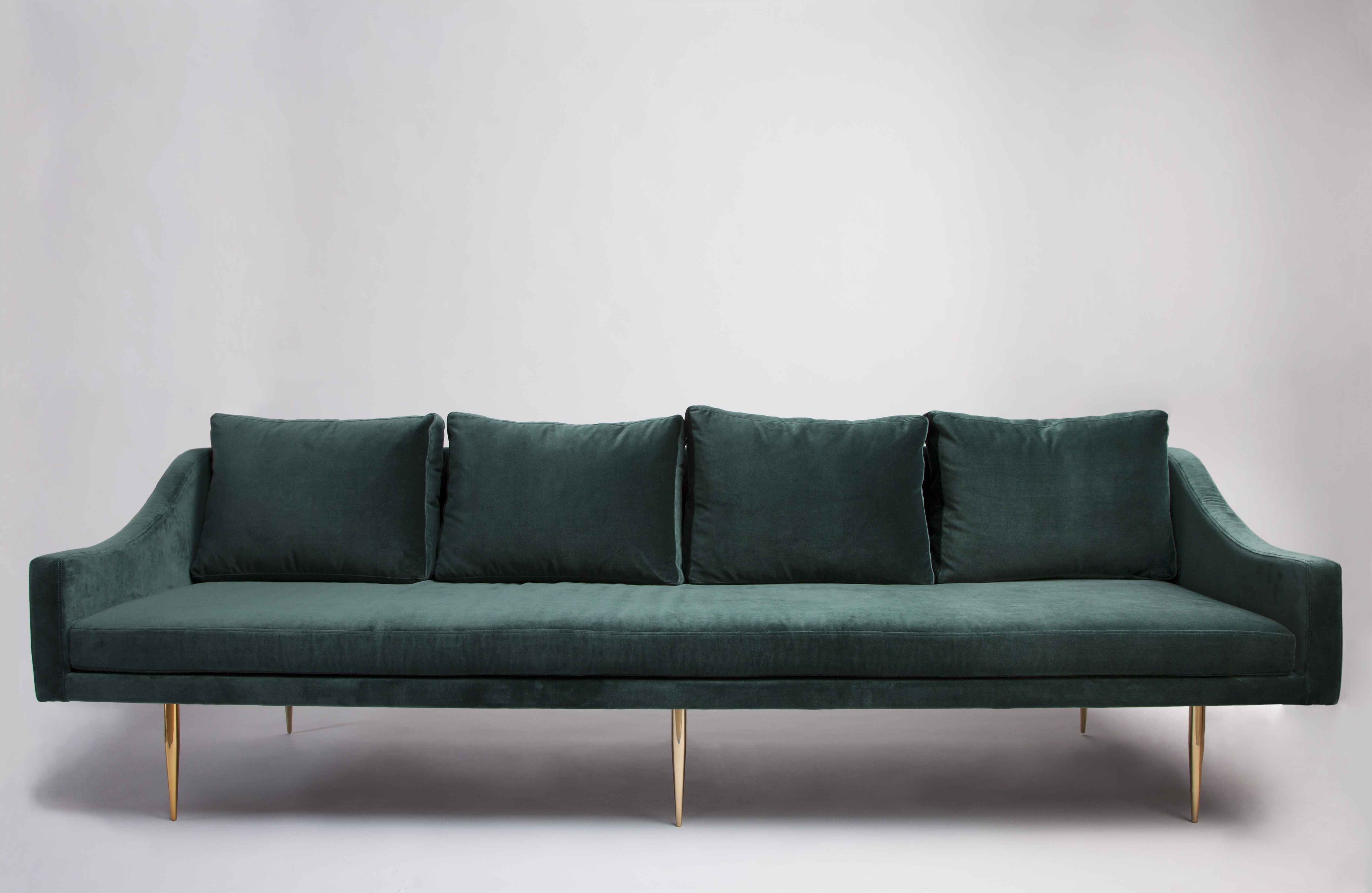 Most Recently Released Green Sofa (View 14 of 15)