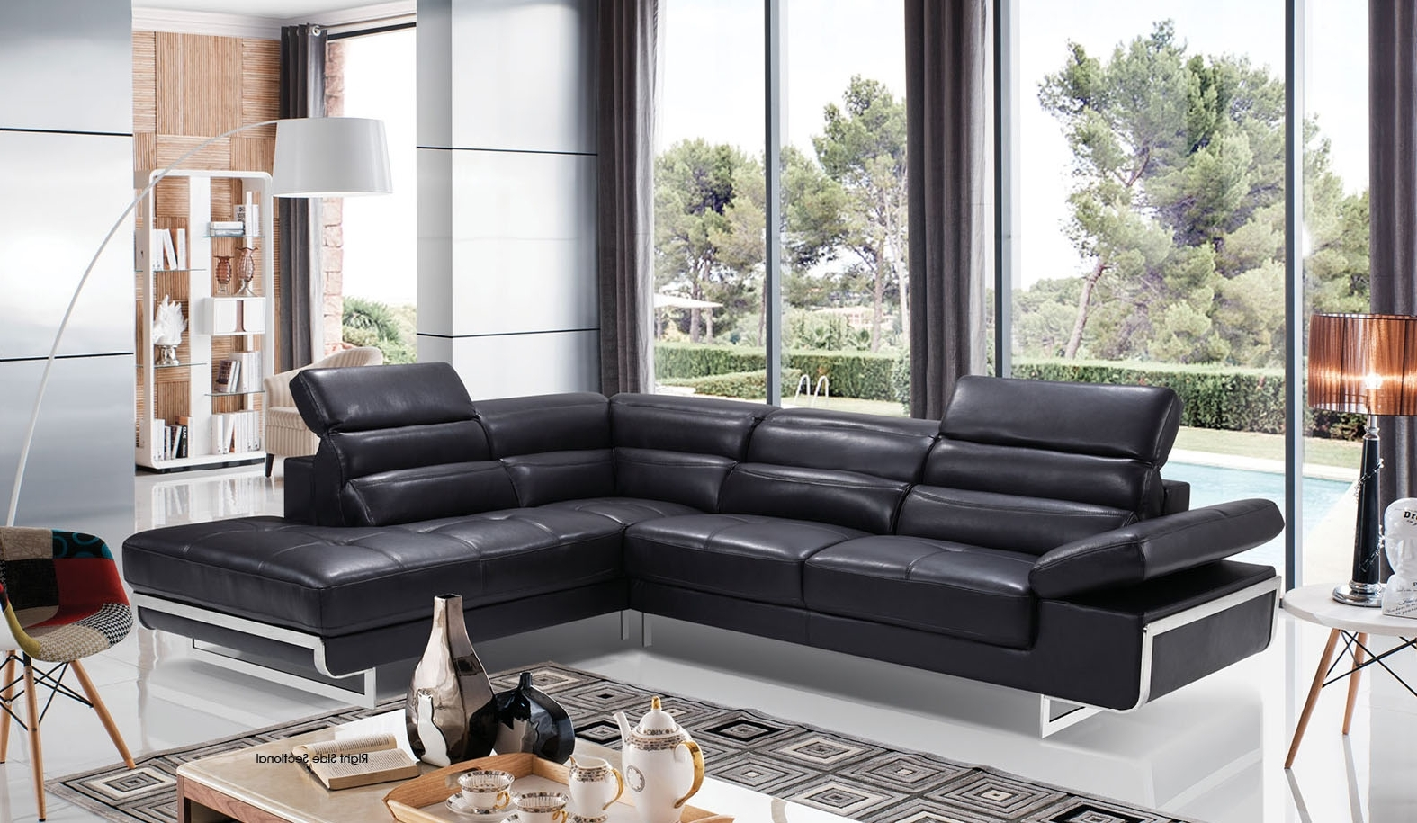 Most Recently Released High Class Italian Leather Living Room Furniture Jacksonville For Jacksonville Fl Sectional Sofas (View 3 of 15)