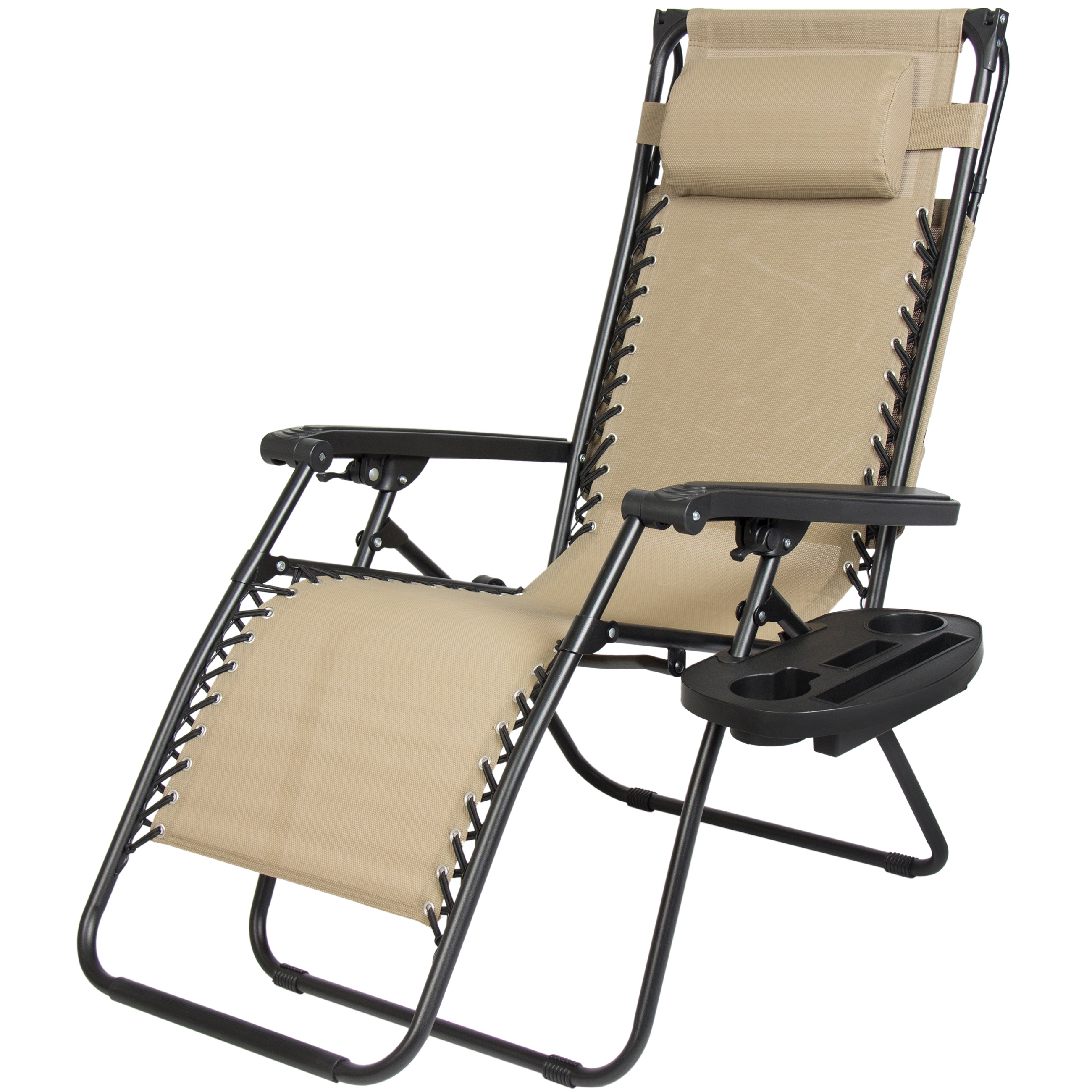 Most Recently Released Lounge Chair : Outdoor Lounge Chairs With Wheels Patio Furniture In Folding Chaise Lounge Lawn Chairs (View 10 of 15)