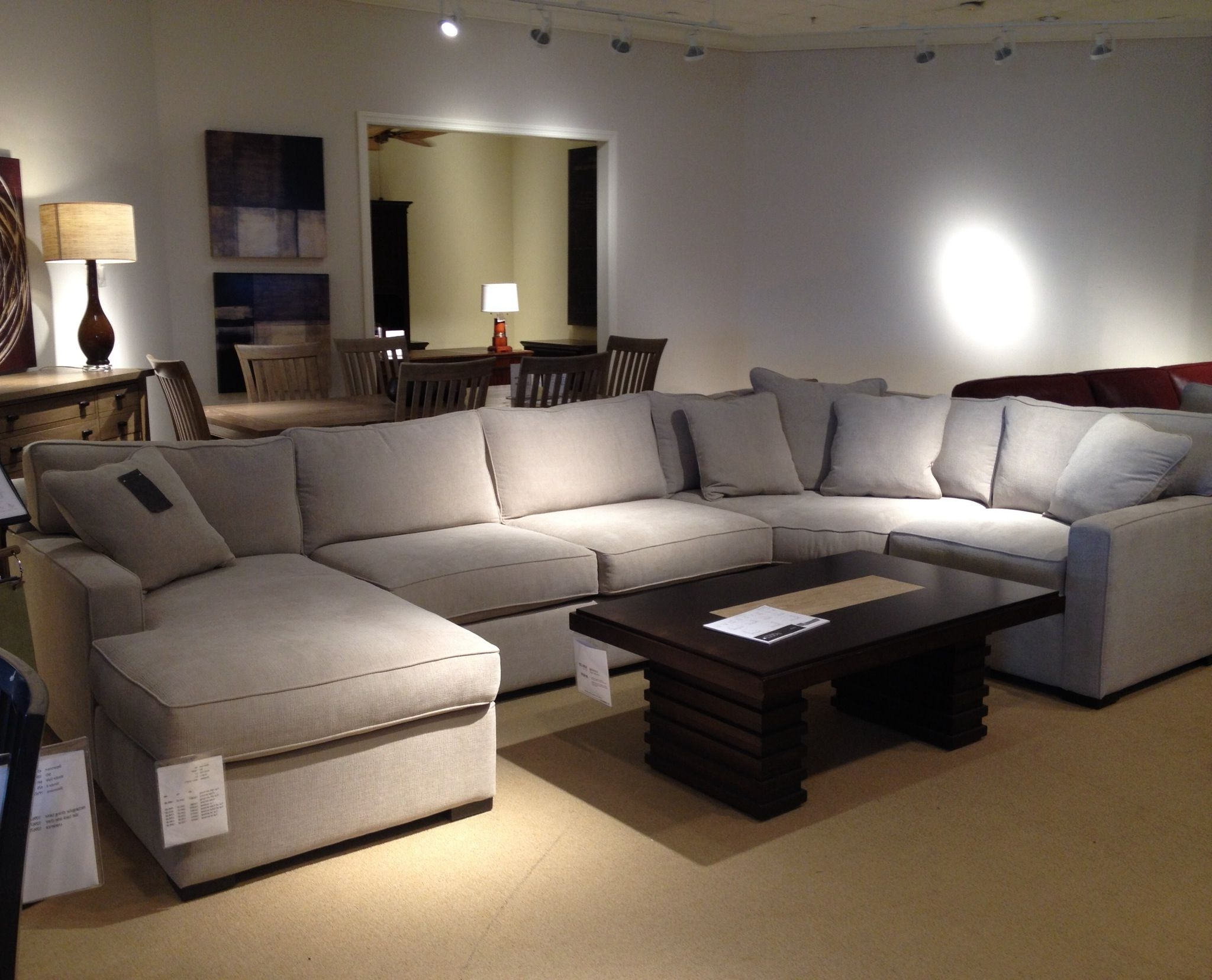 Most Recently Released Radley 4 Piece Sectional Sofa From Macys (View 8 of 15)
