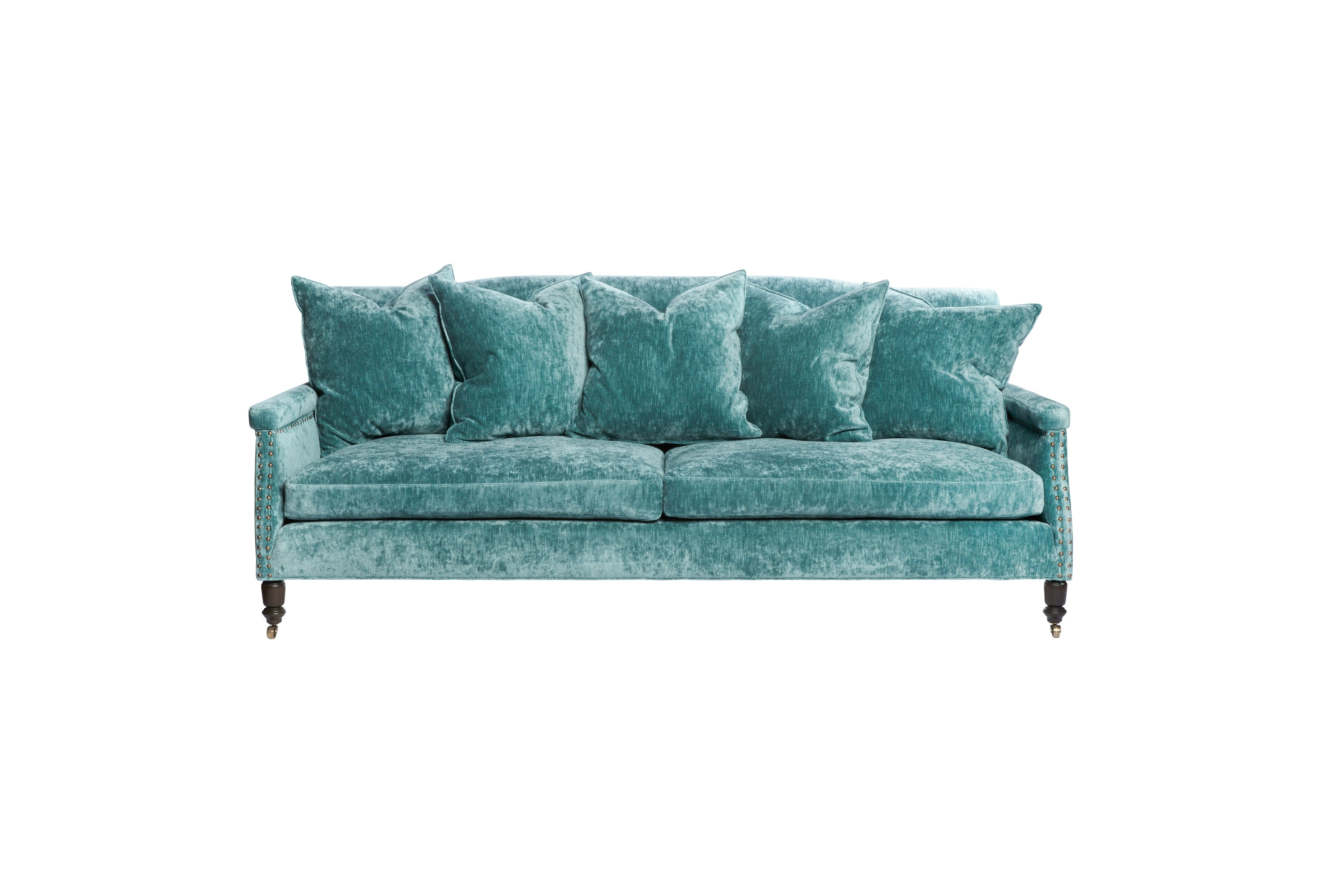 Most Recently Released Sofa With Aqua Sofas (View 2 of 15)