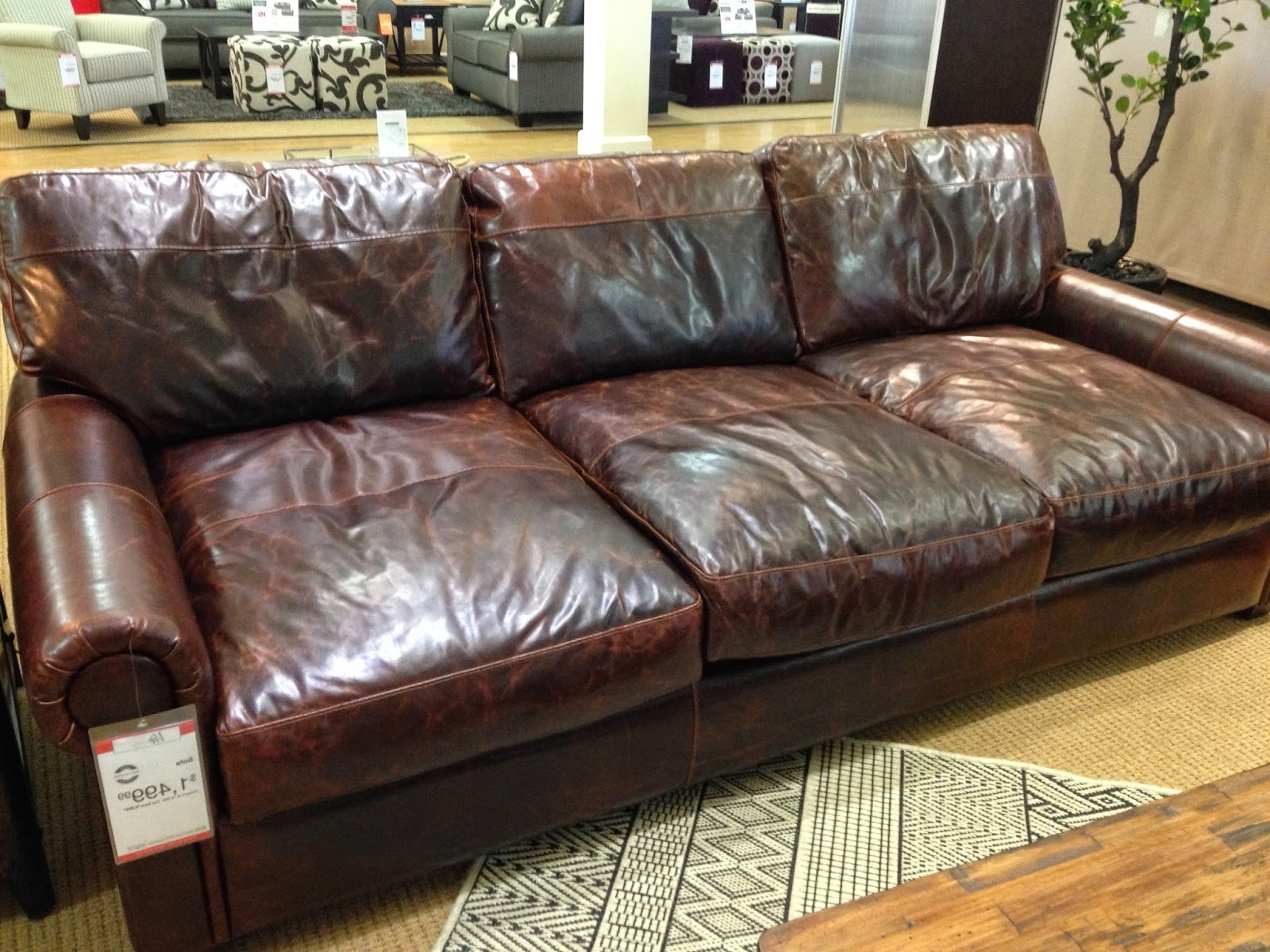 Most Recently Released The Comfortable Couch Company Restoration Hardware Leather Sofas Inside Restoration Hardware Sectional Sofas (View 4 of 15)
