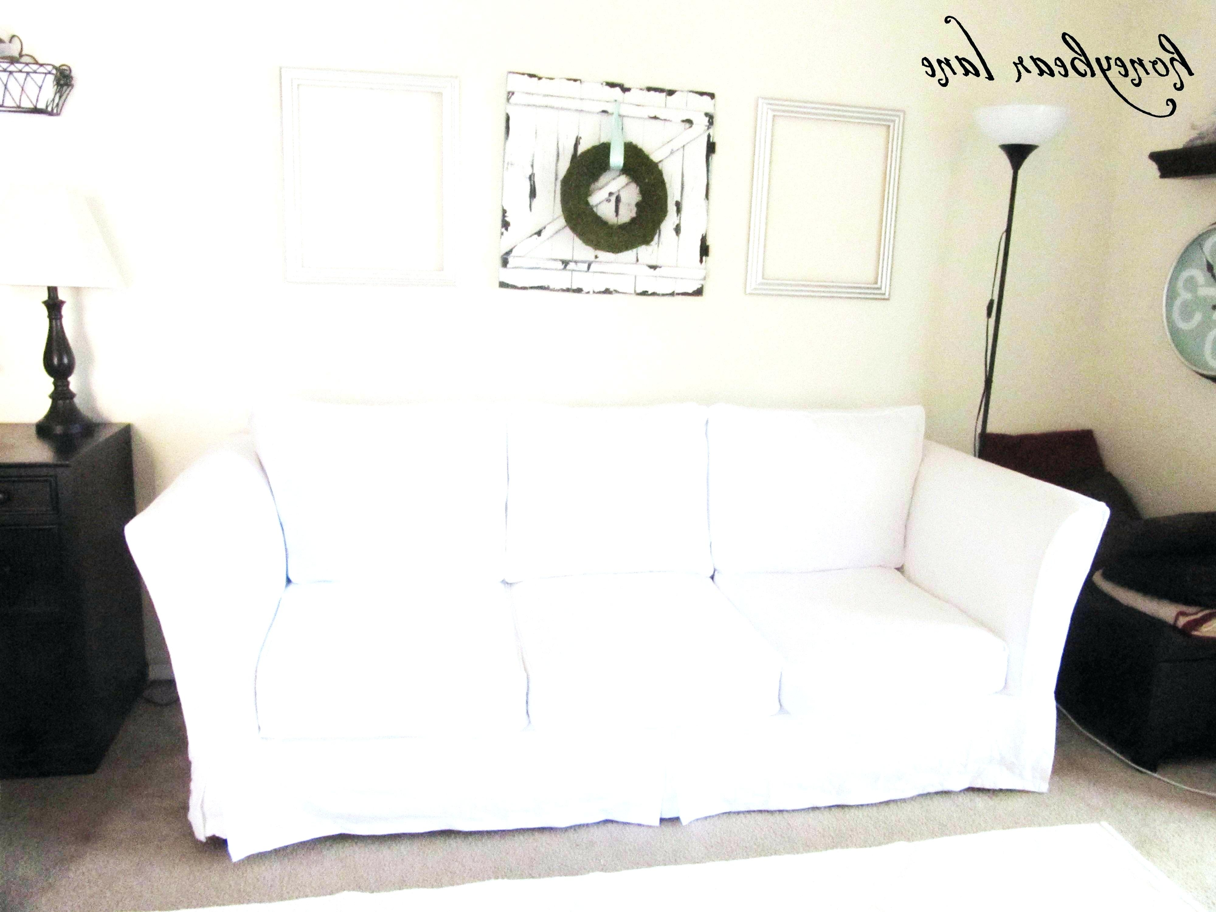 Most Recently Released White Slip Covered Sofa Prt Slipcovered Sectional Sofas Couches With Houzz Sectional Sofas (View 11 of 15)