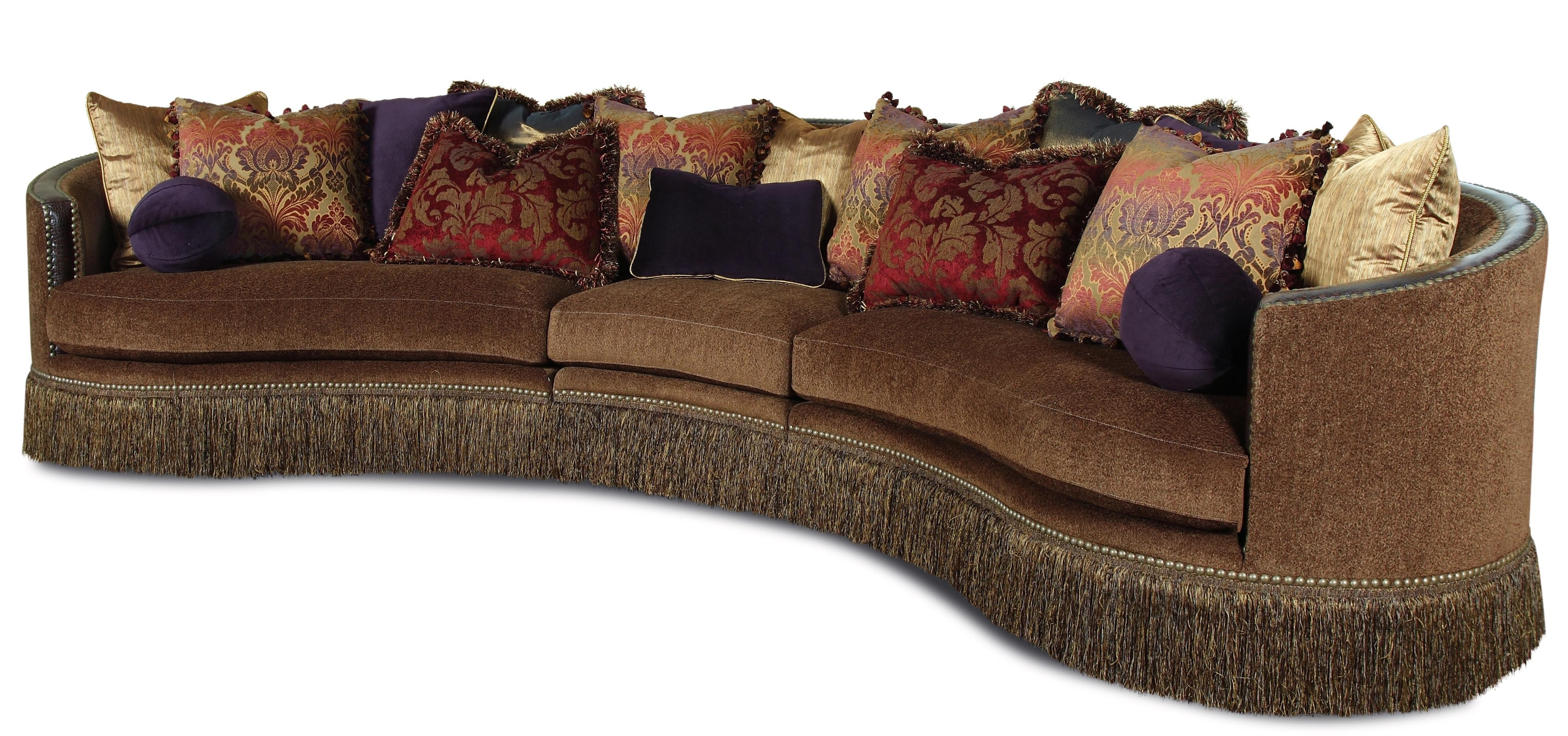Most Recently Released Whitney 3 Piece Sectional Sofarachlin Classics (View 11 of 15)