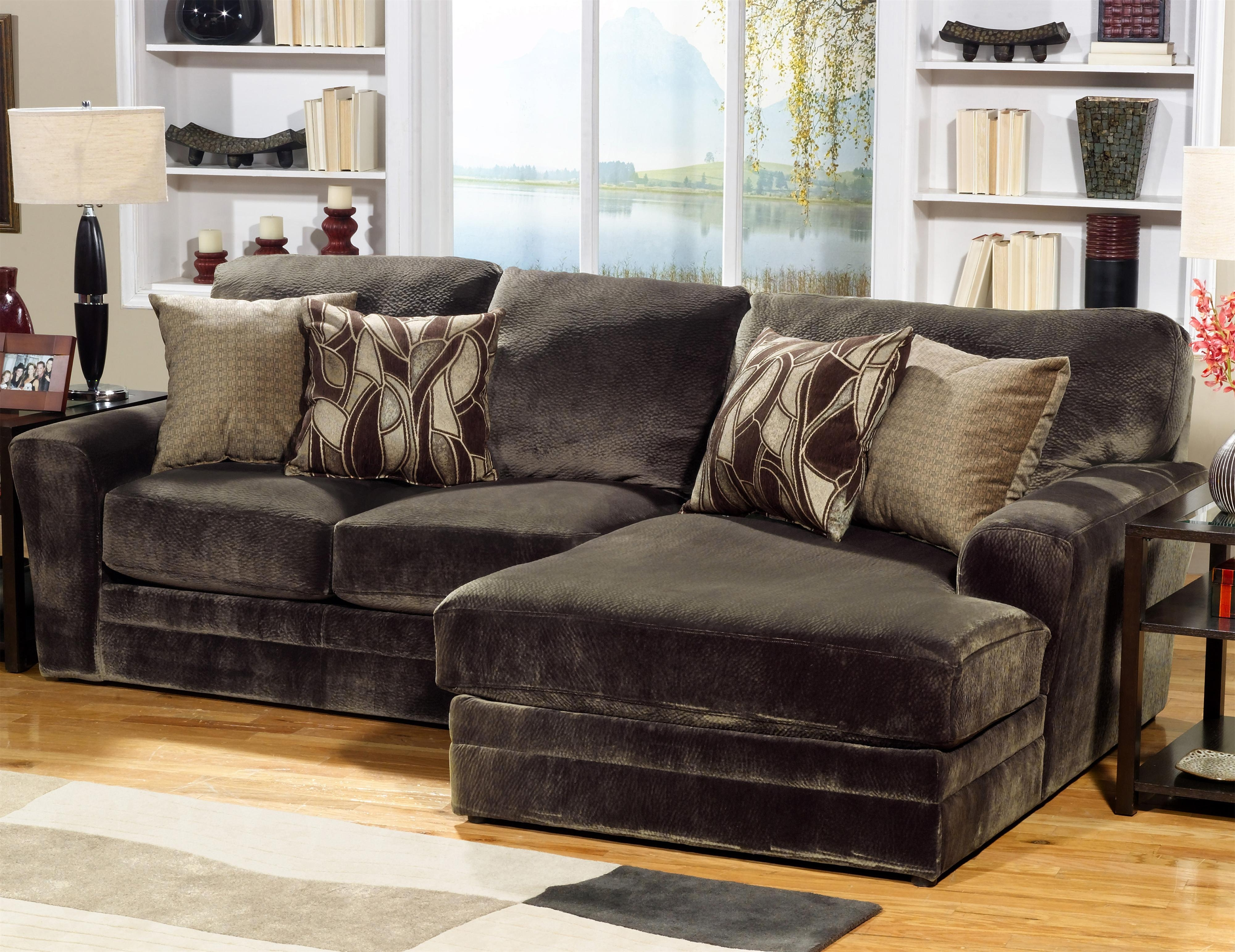 Most Up To Date 2 Piece Chaise Sectionals With 2 Piece Sectional Sofa With Lsf Chaisejackson Furniture (View 3 of 15)