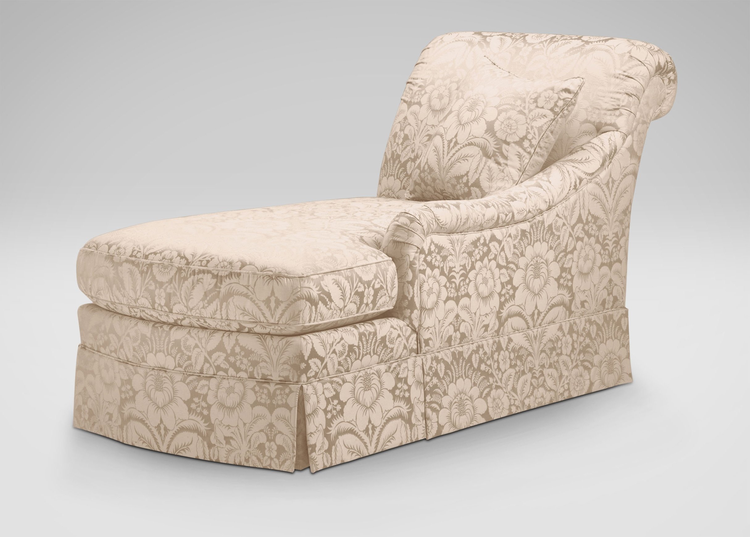 Most Up To Date Chaise Lounge Slipcovers – Slipcovers For Chaise Lounge Chairs Throughout Indoor Chaise Lounge Slipcovers (View 3 of 15)