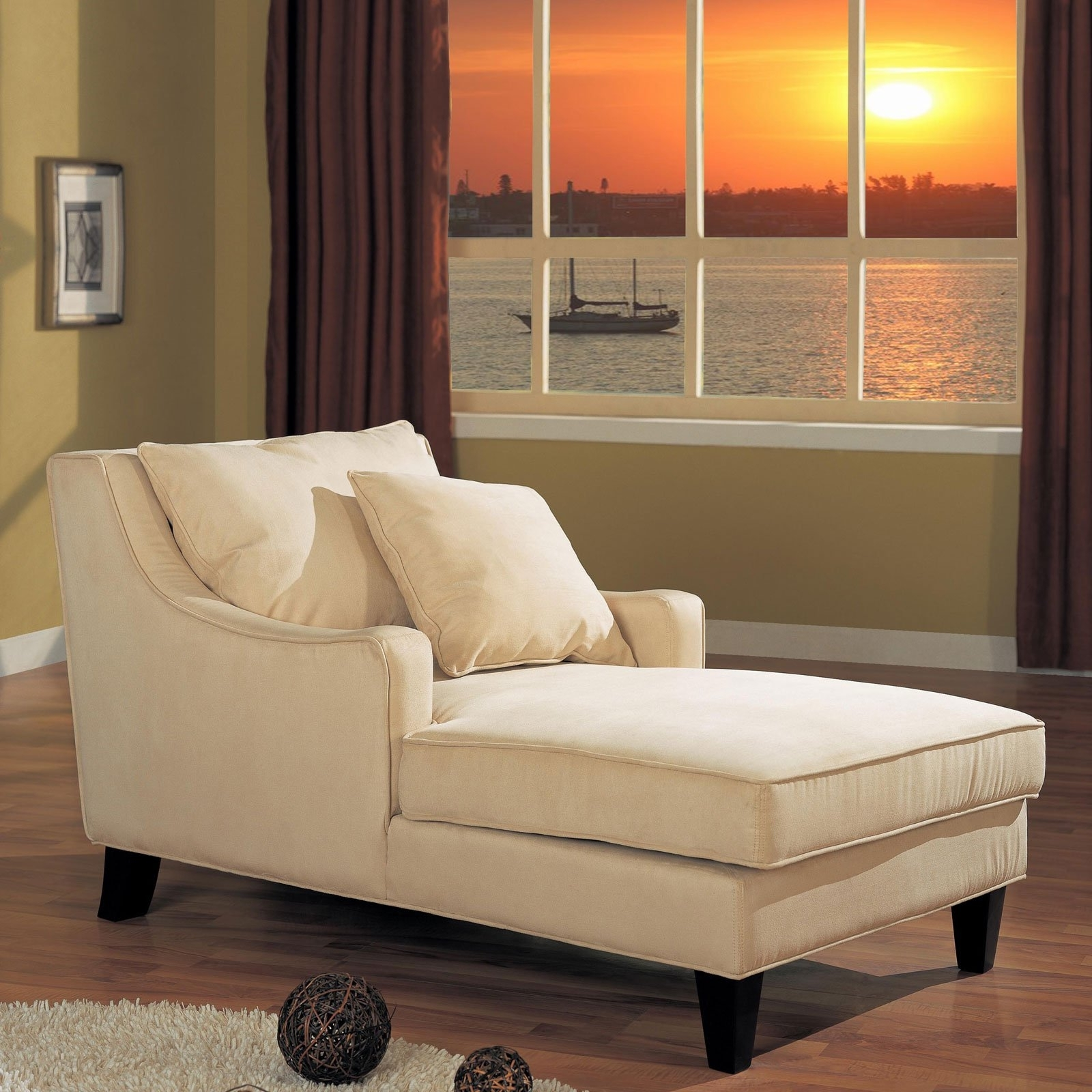 Most Up To Date Chaise Lounges For Bedrooms Within Etikaprojects (View 13 of 15)