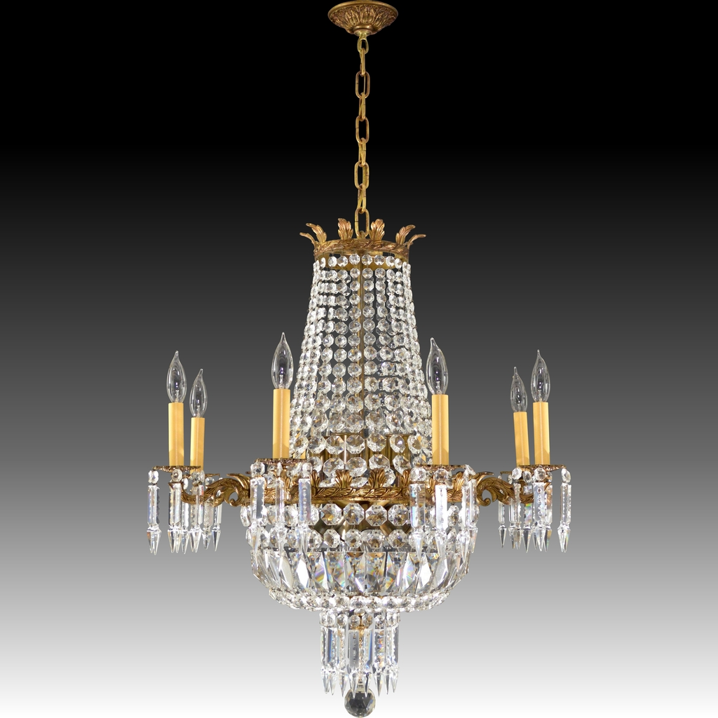 Most Up To Date Chandelier (View 9 of 15)