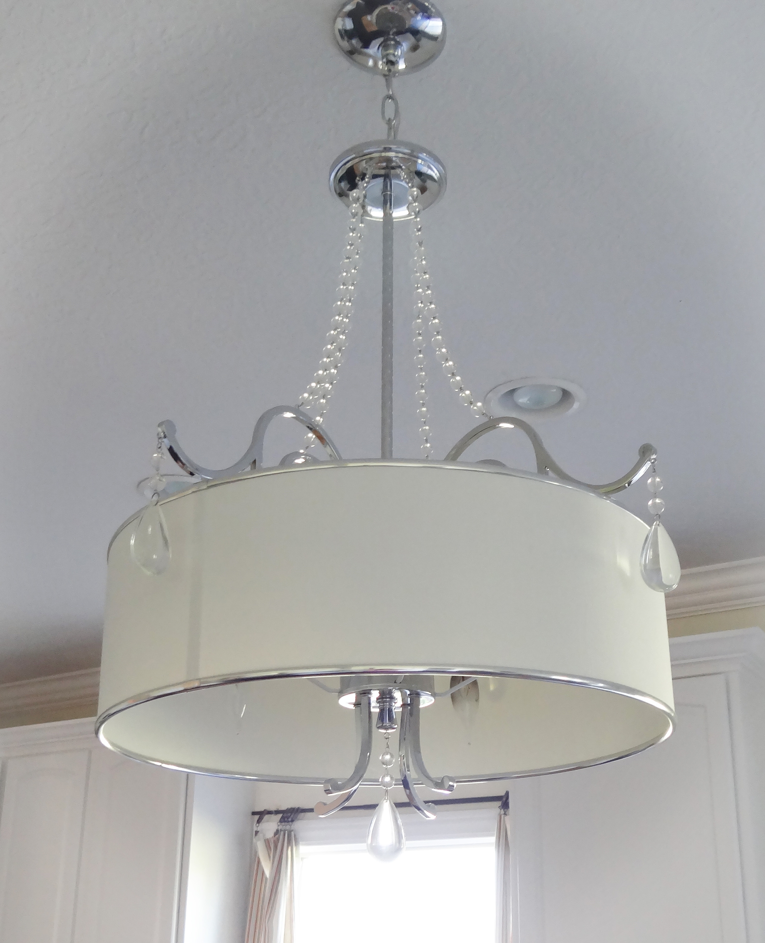 Most Up To Date Chandeliers Design : Magnificent Kitchen Light Fixture Costco Throughout Costco Lighting Chandeliers (View 7 of 15)