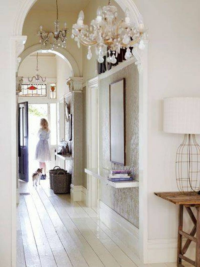 Most Up To Date Chandeliers For Hallways With Chandelier For Hallway – Musethecollective (View 9 of 15)