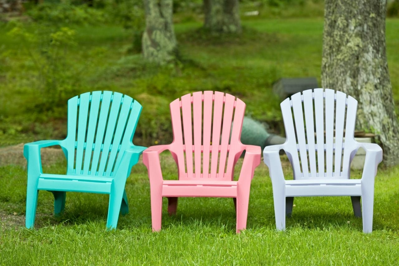 Most Up To Date Colorful Plastic Lawn Chairs : Very Light Plastic Lawn Chairs Throughout Lawn Chaises (View 10 of 15)
