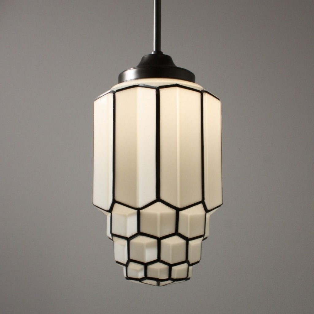 Most Up To Date Deco Lamp : Small Glass Chandelier Black Modern Chandelier Inside Coloured Glass Chandelier (View 11 of 15)