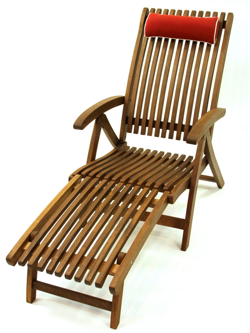 Most Up To Date Foldable Chaise Lounges For Folding Chaise Lounge Chairs Outdoor Wood Patio With Design  (View 14 of 15)